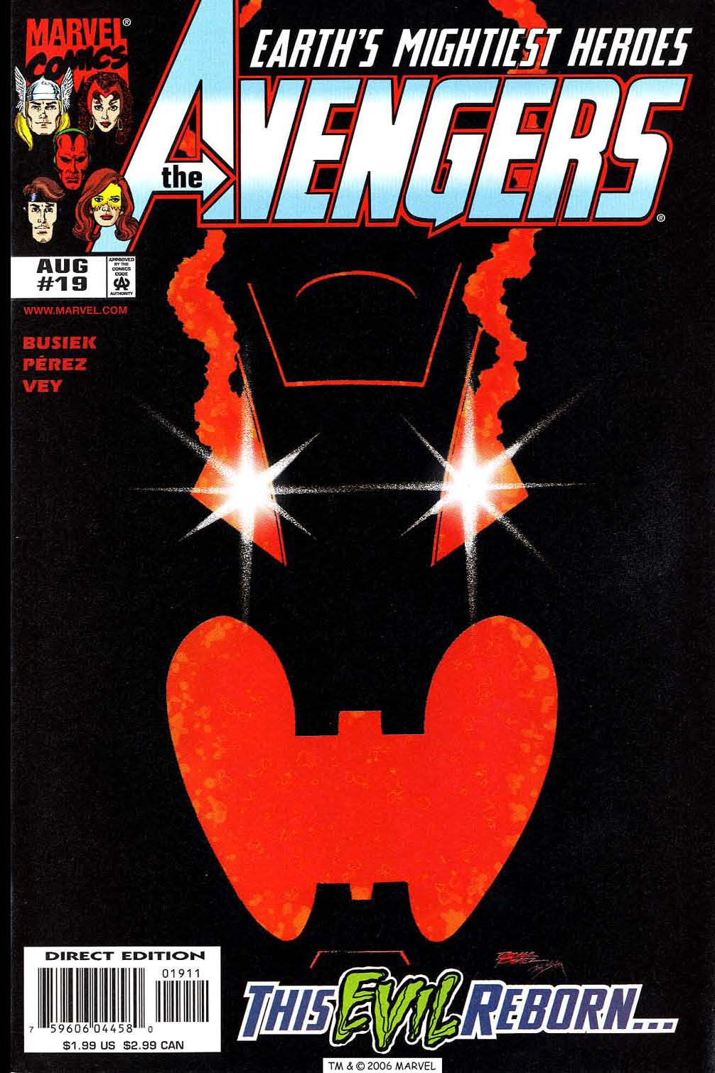 The Avengers (1963) 434 Page 1