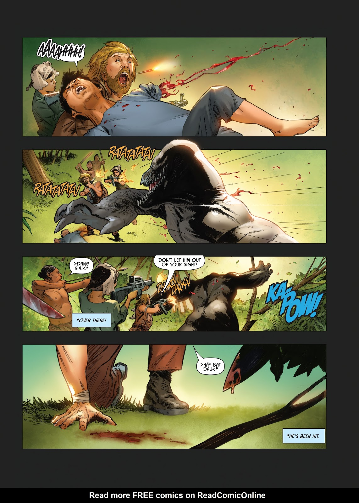 Savage Circus issue 1 - Page 5