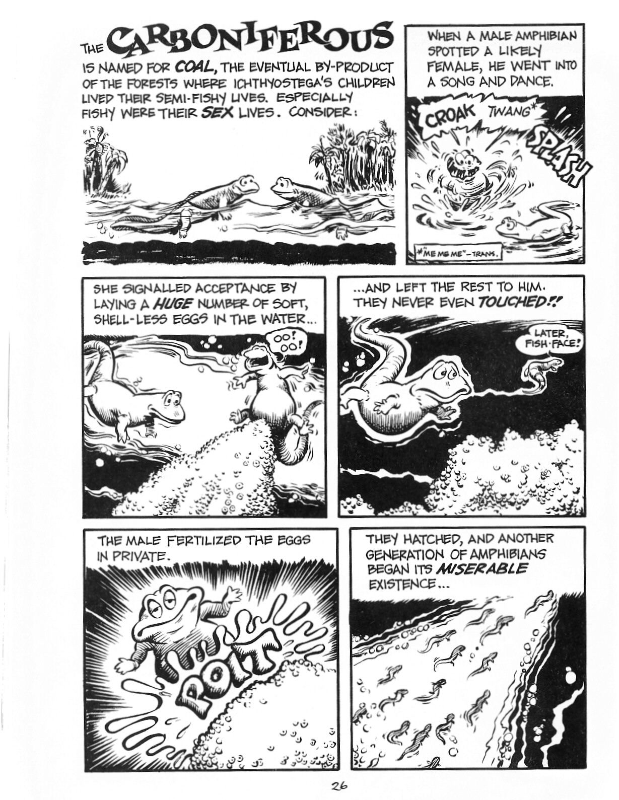 Read online The Cartoon History of the Universe comic -  Issue #1 - 31