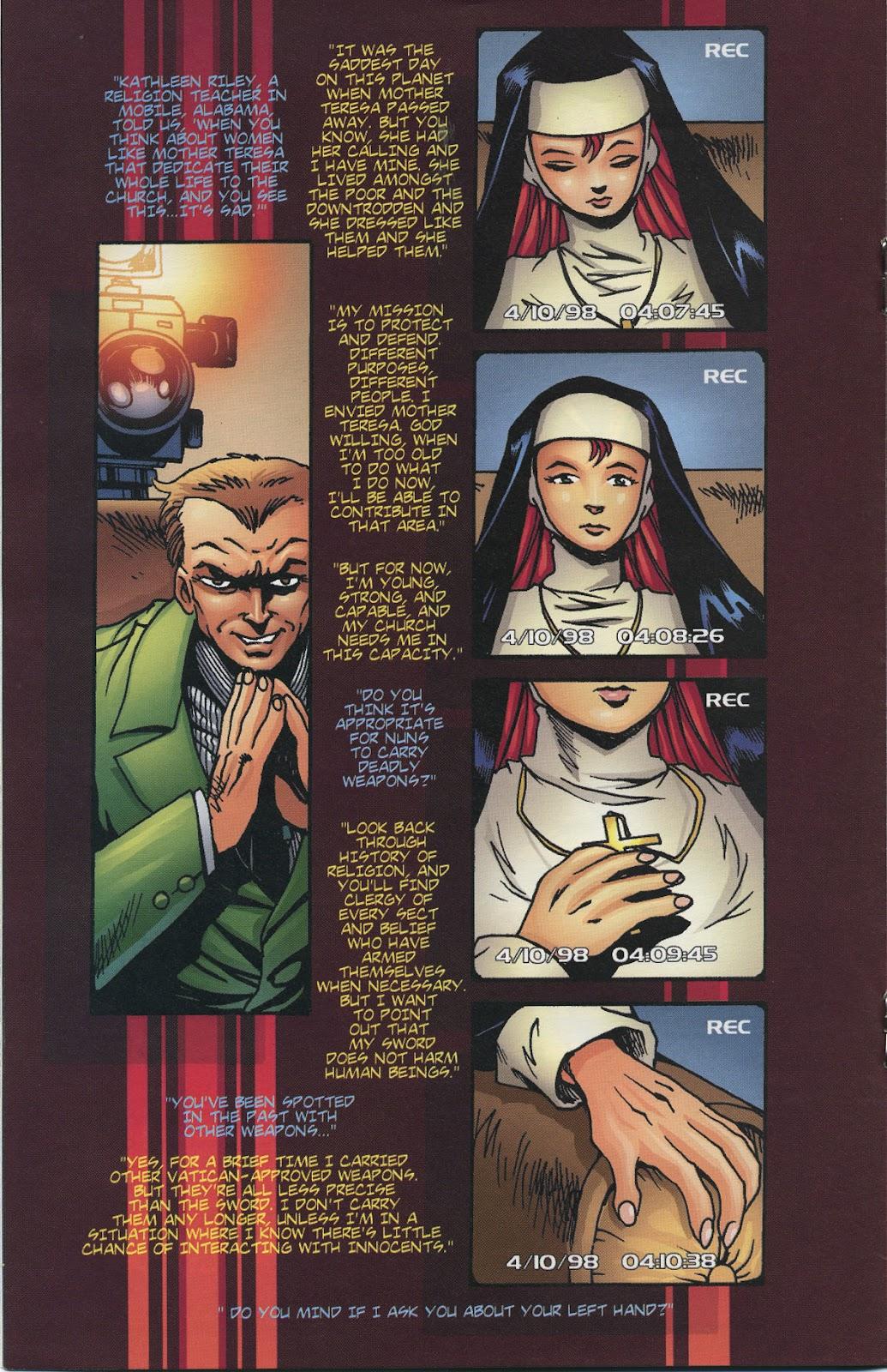 Warrior Nun Areala (1997) Issue #6 #6 - English 14