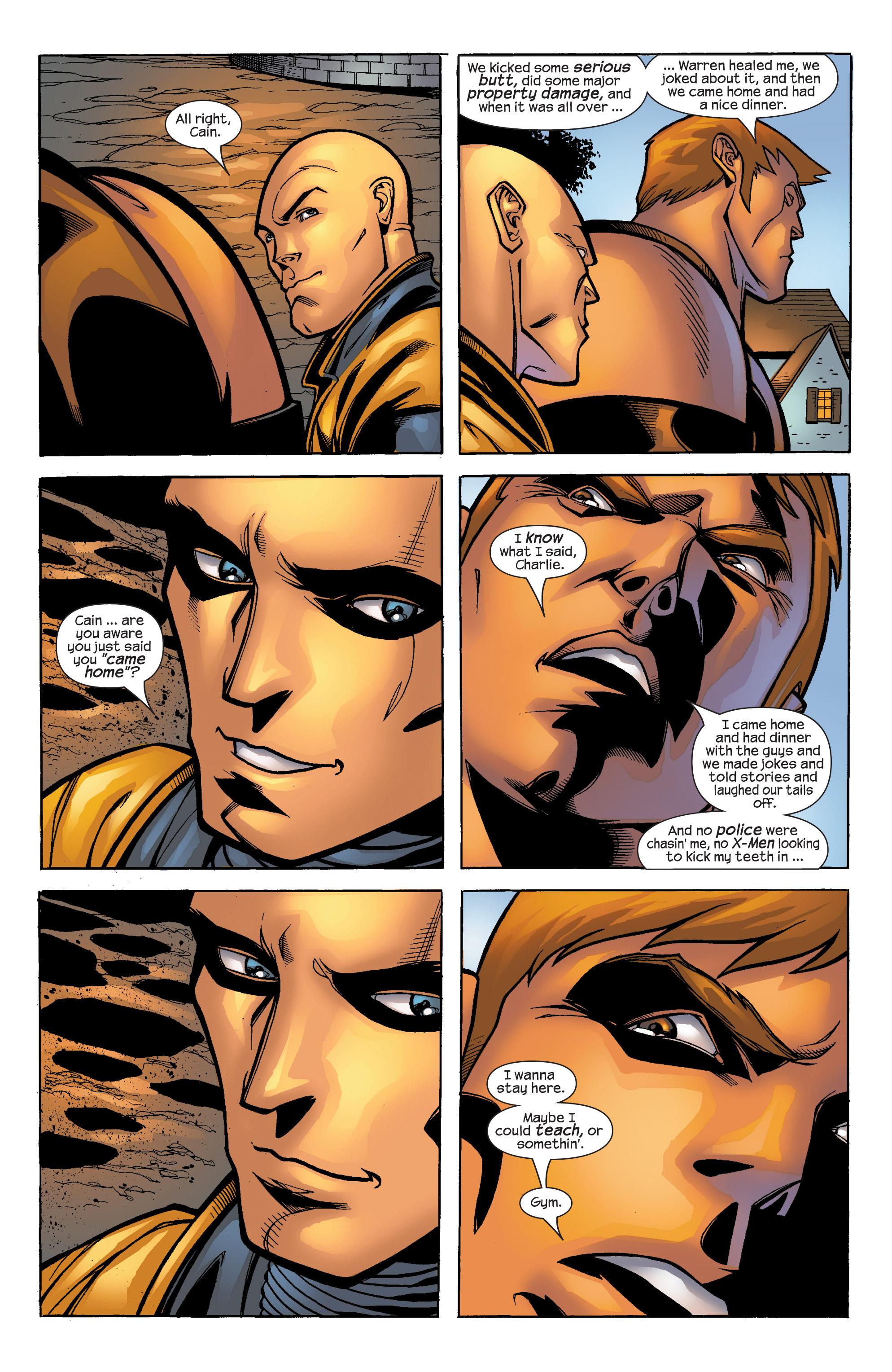 Read online Uncanny X-Men (1963) comic -  Issue #421 - 19