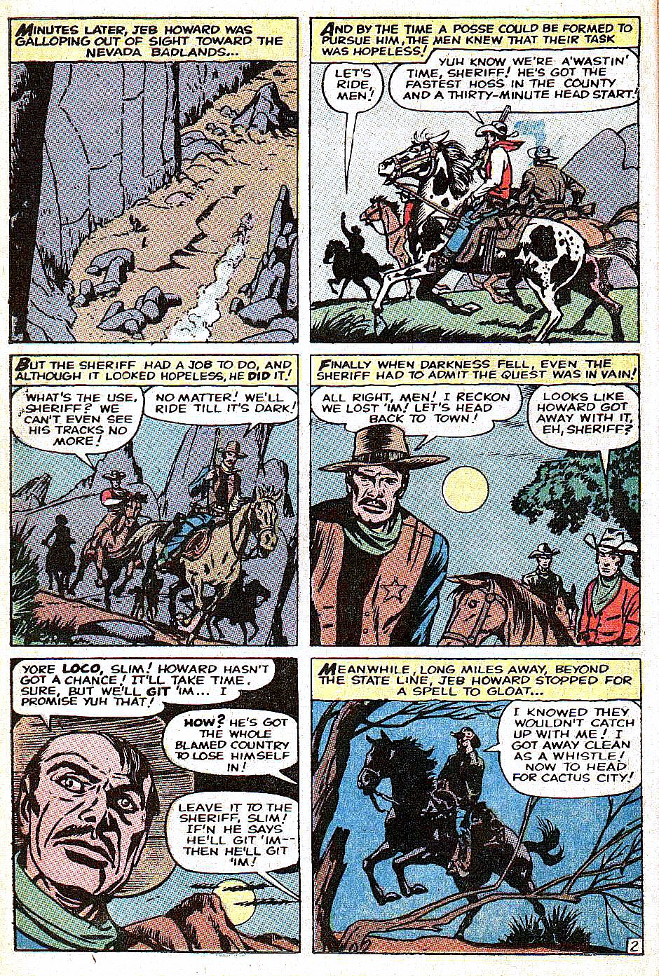 Western Gunfighters issue 1 - Page 13