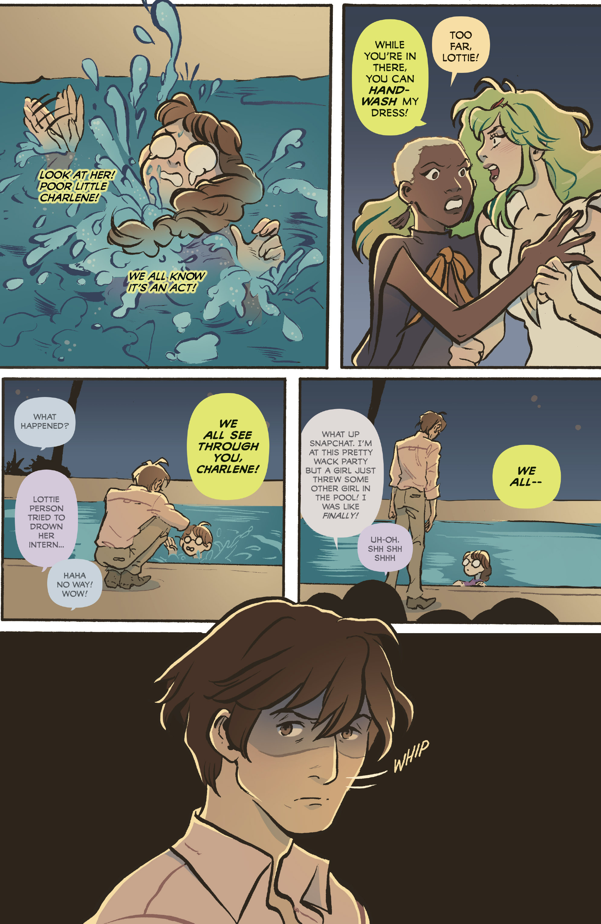Read online Snotgirl comic -  Issue #3 - 19