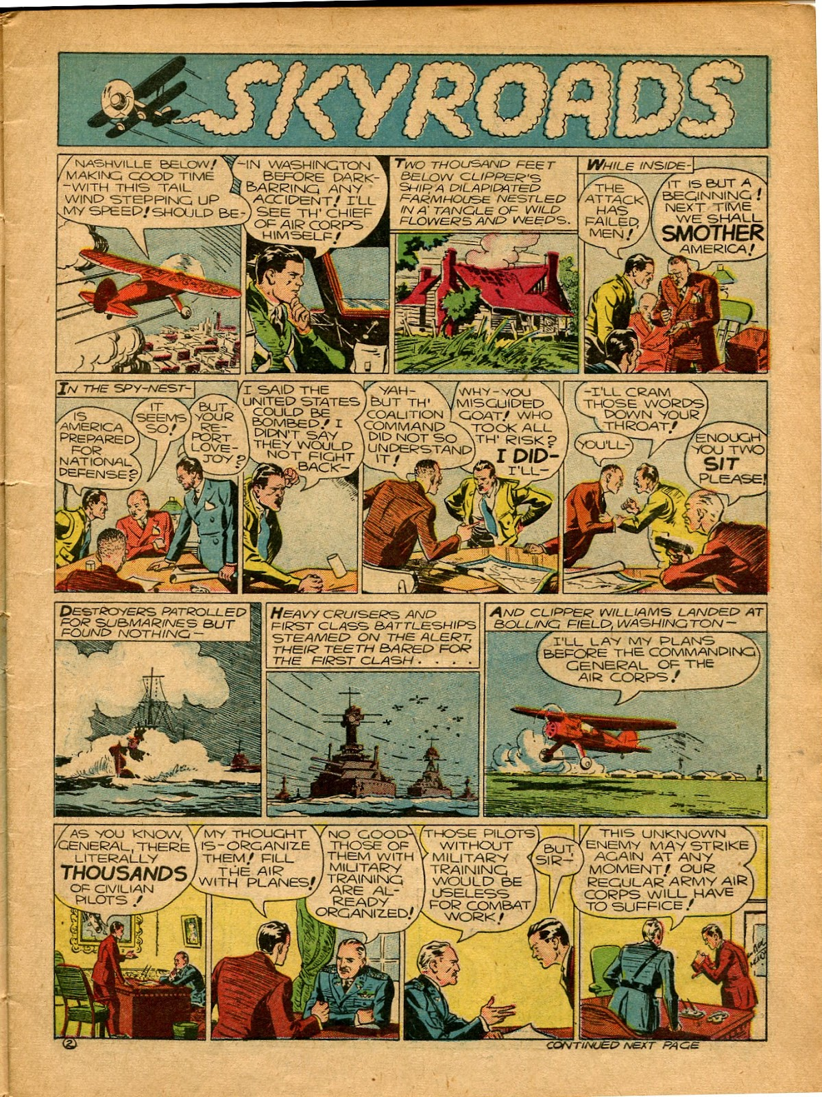 Read online Famous Funnies comic -  Issue #77 - 12