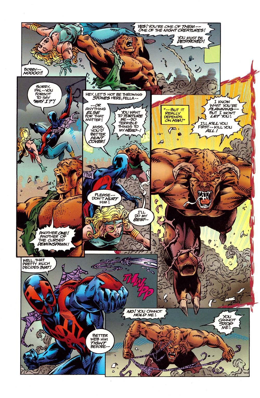 Read online 2099 Unlimited comic -  Issue #10 - 5