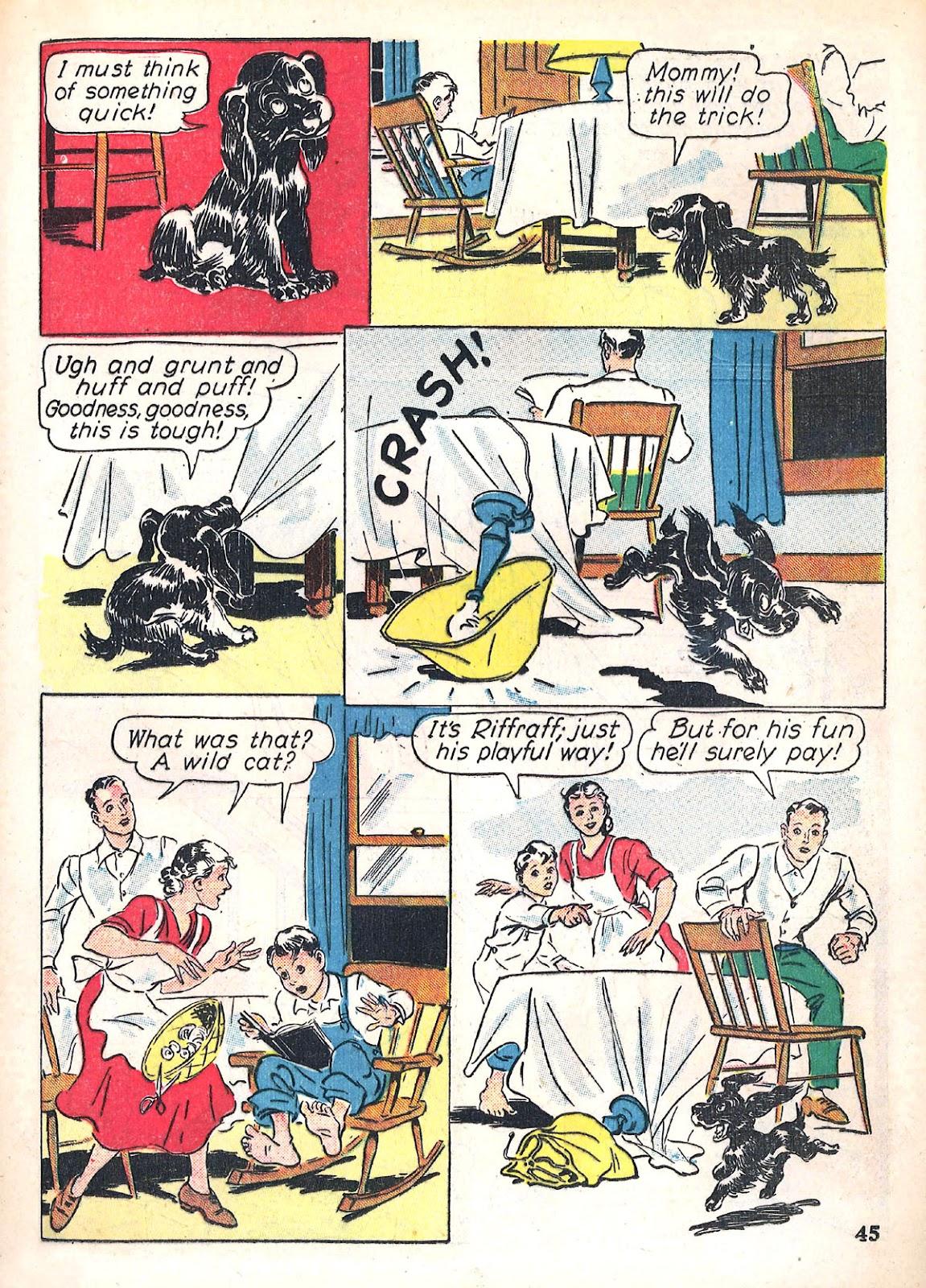 Read online Animal Comics comic -  Issue #4 - 48