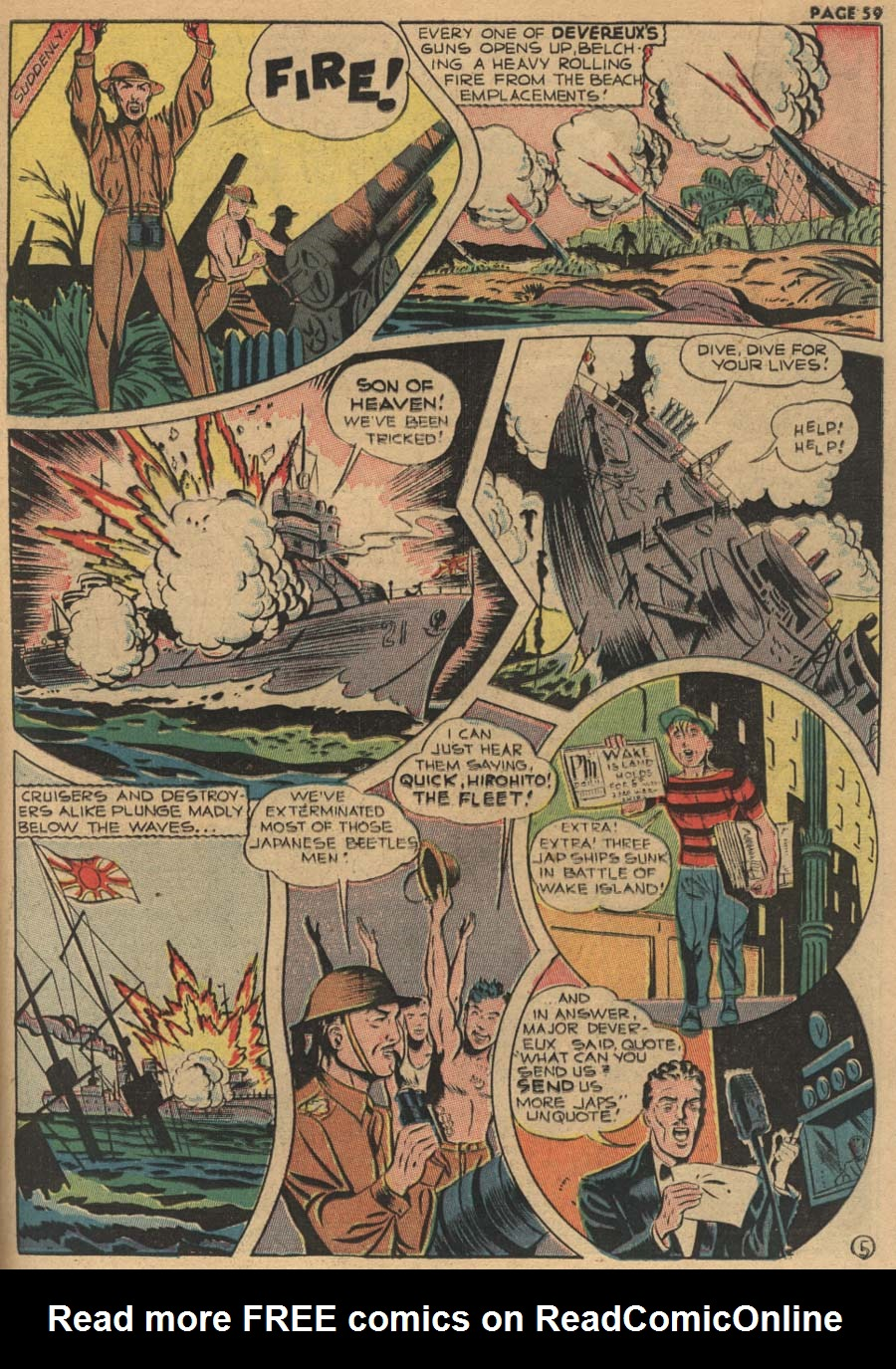 Zip Comics issue 31 - Page 59