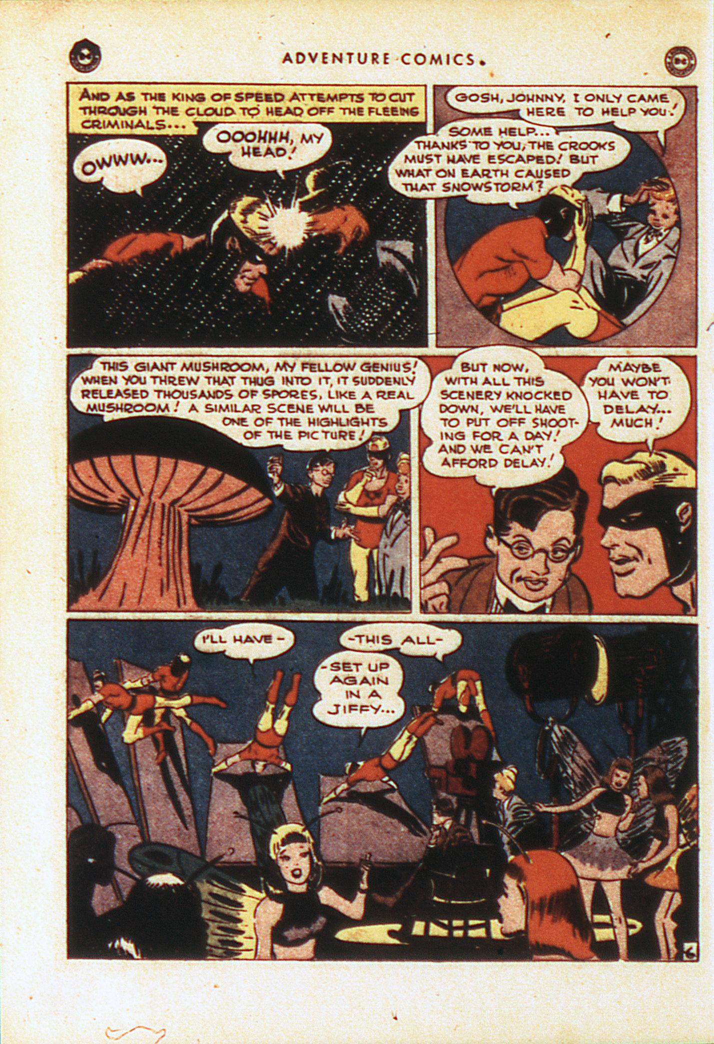 Read online Adventure Comics (1938) comic -  Issue #104 - 17