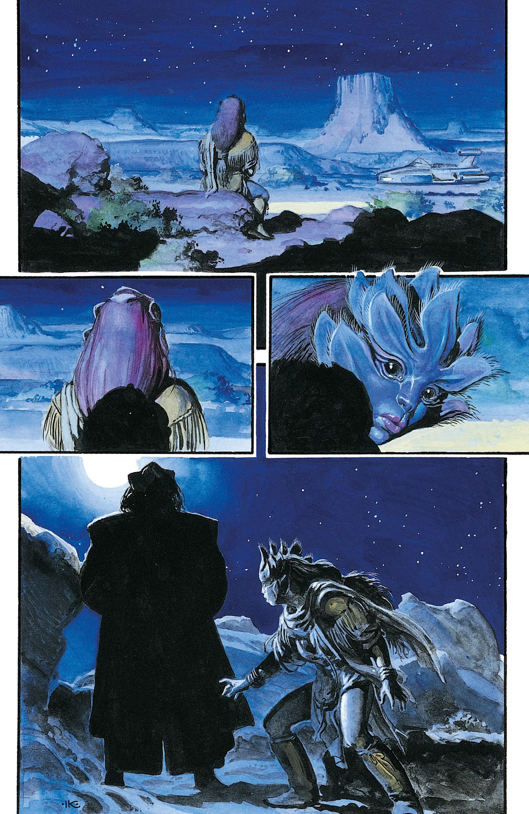 Read online Star Wars Legends Epic Collection: The Empire comic -  Issue # TPB 5 (Part 4) - 90