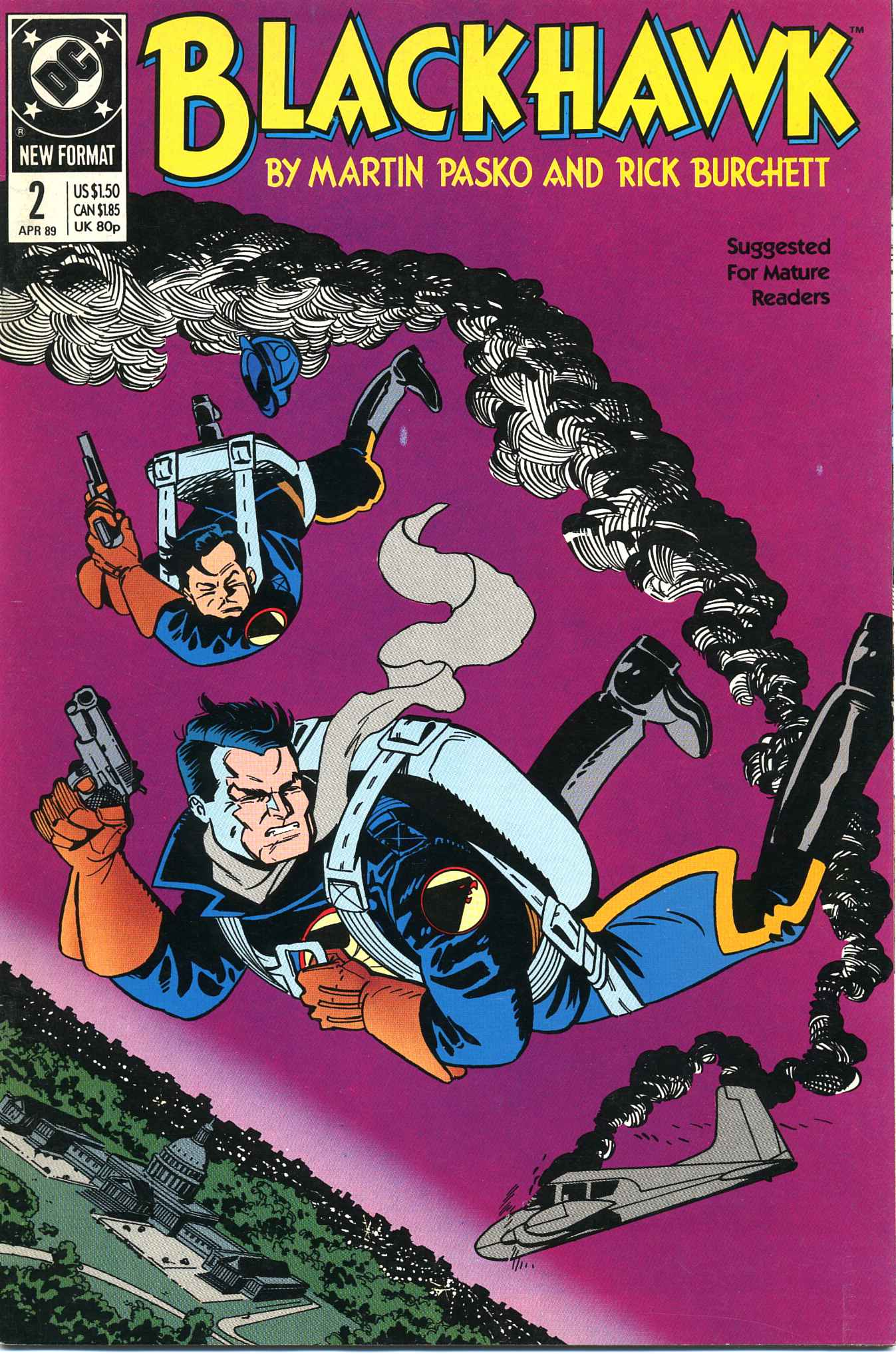 Blackhawk (1989) 2 Page 1
