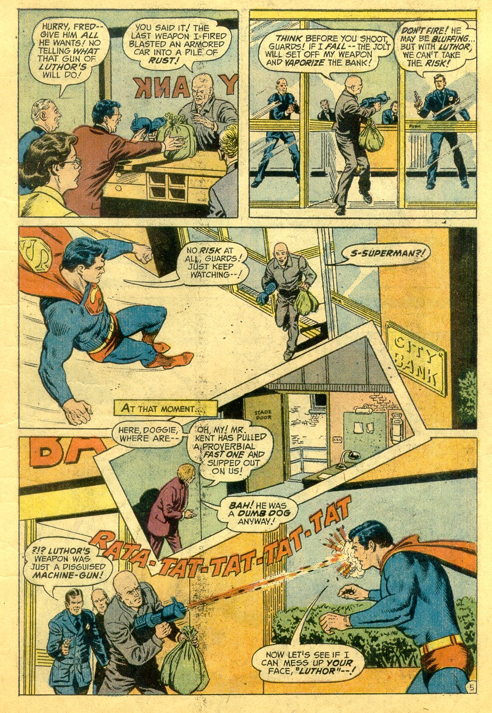 Action Comics (1938) 423 Page 5