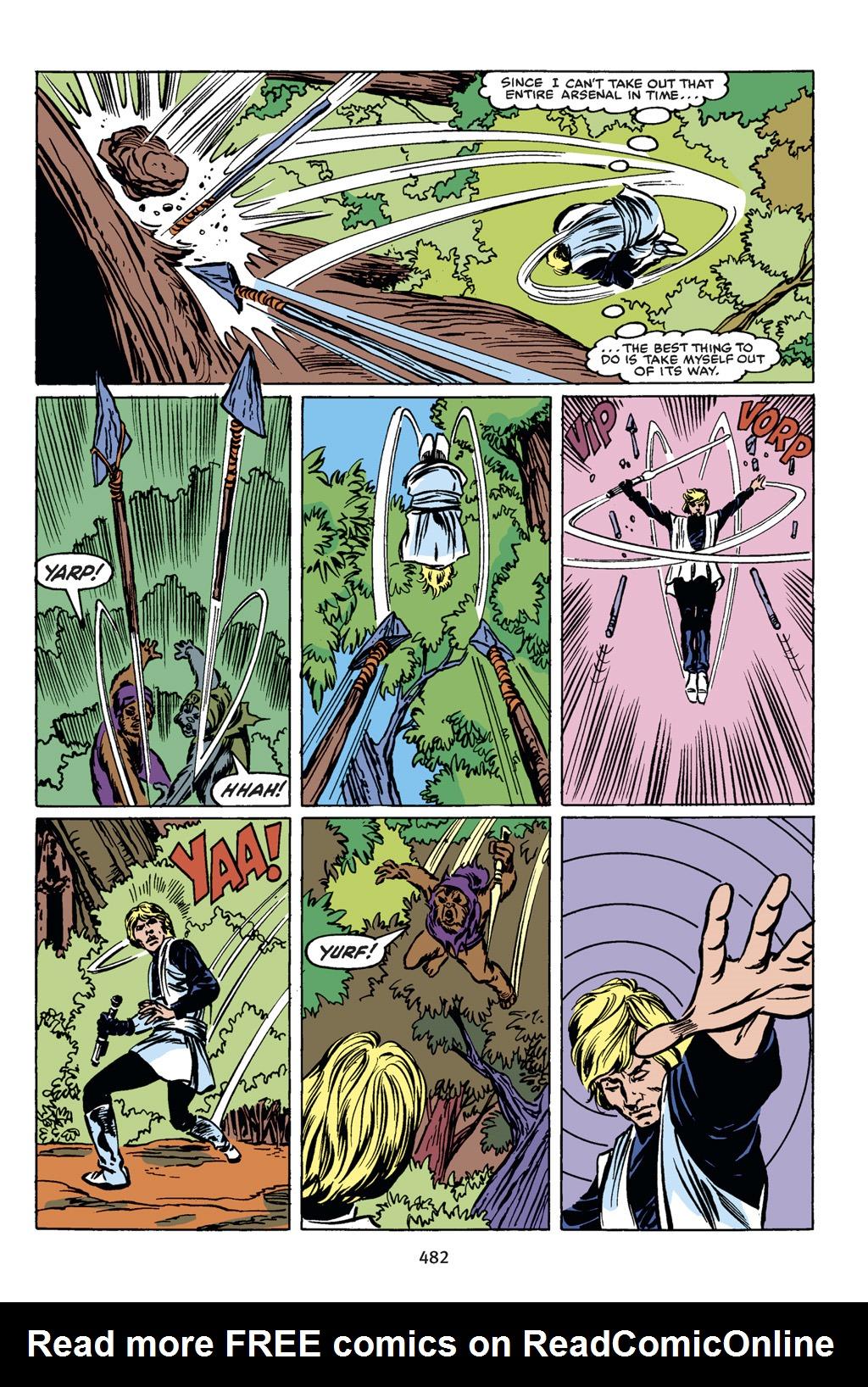 Read online Star Wars Omnibus comic -  Issue # Vol. 18.5 - 198