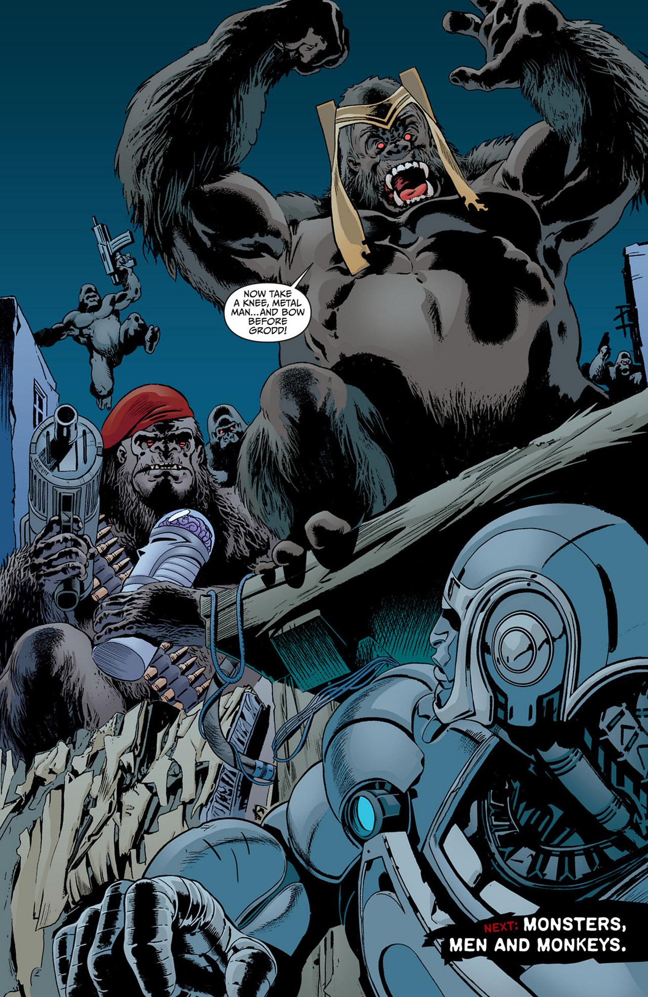 Read online Animal Man (2011) comic -  Issue #14 - 20