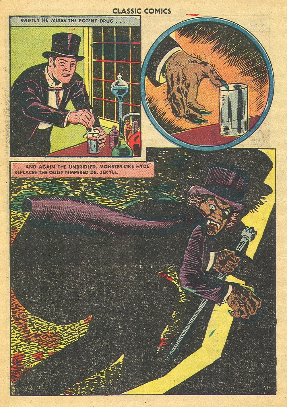Classics Illustrated issue 13 - Page 12