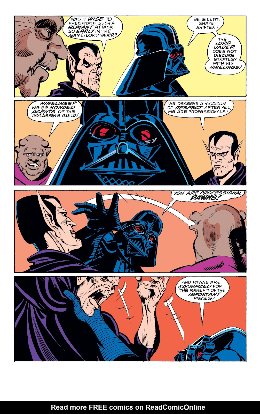 Read online Star Wars Legends: The Original Marvel Years - Epic Collection comic -  Issue # TPB 3 (Part 2) - 92