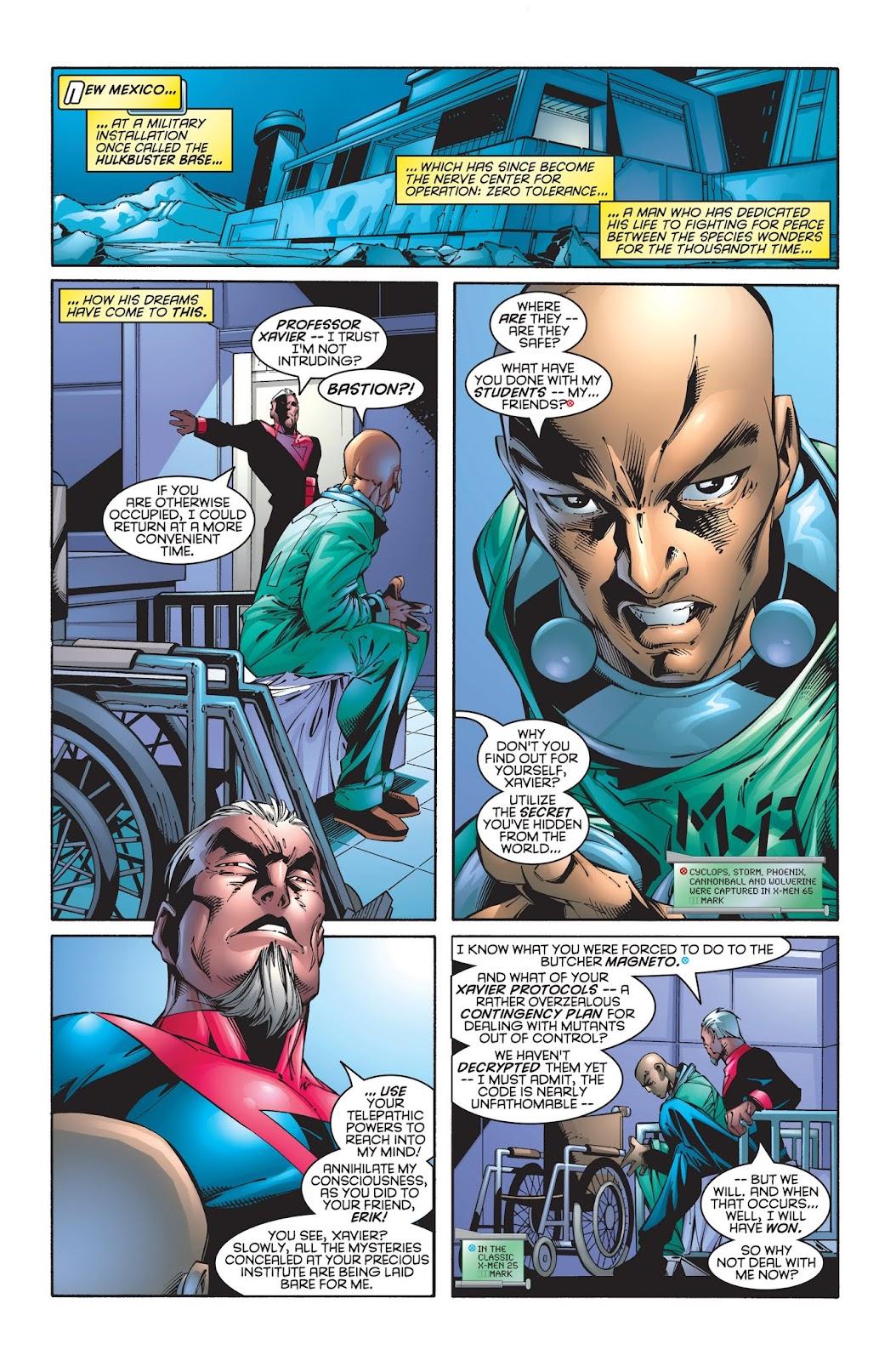 X-Men: Operation Zero Tolerance TPB_(Part_5) Page 1