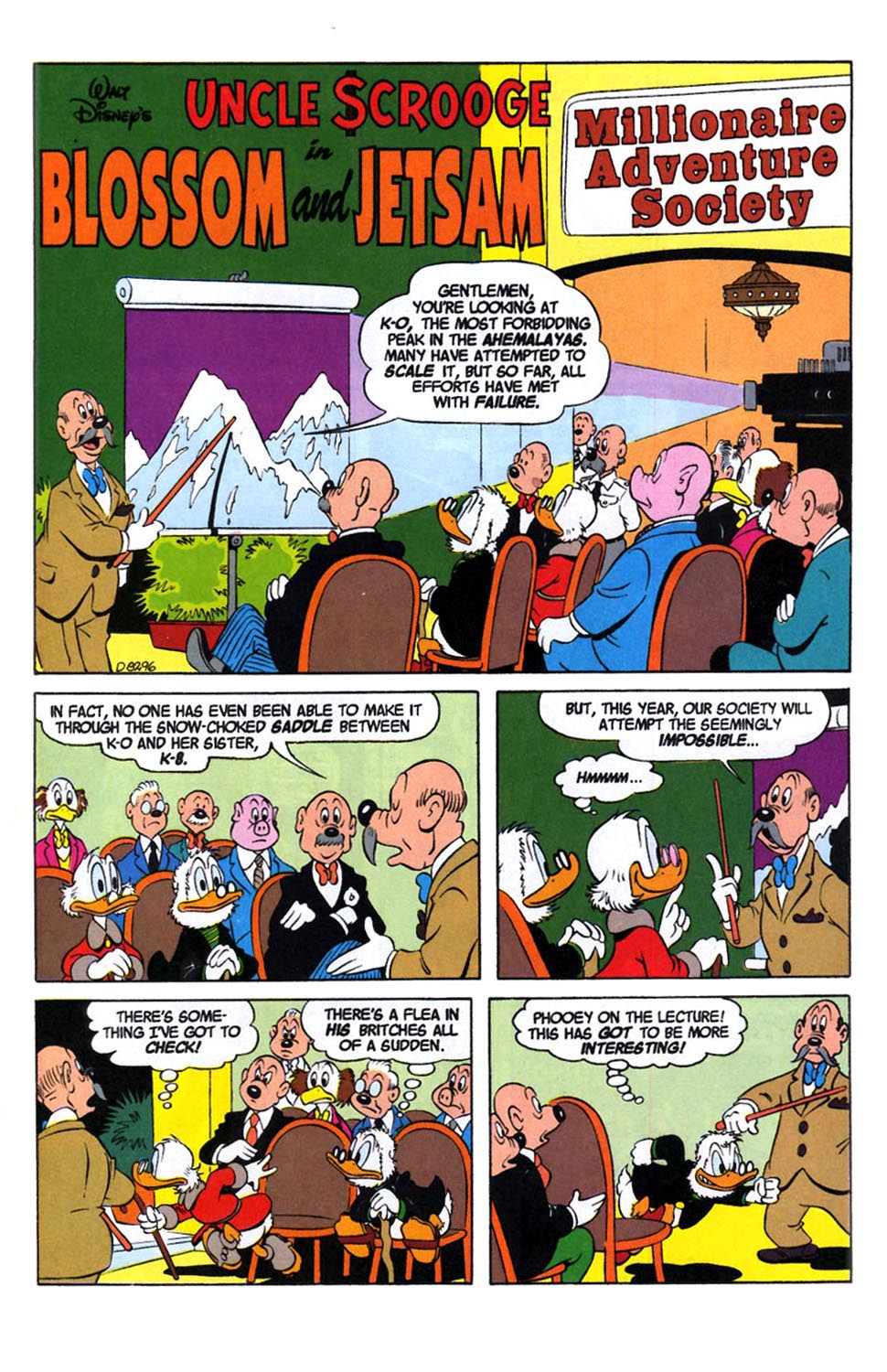 Read online Uncle Scrooge (1953) comic -  Issue #246 - 3