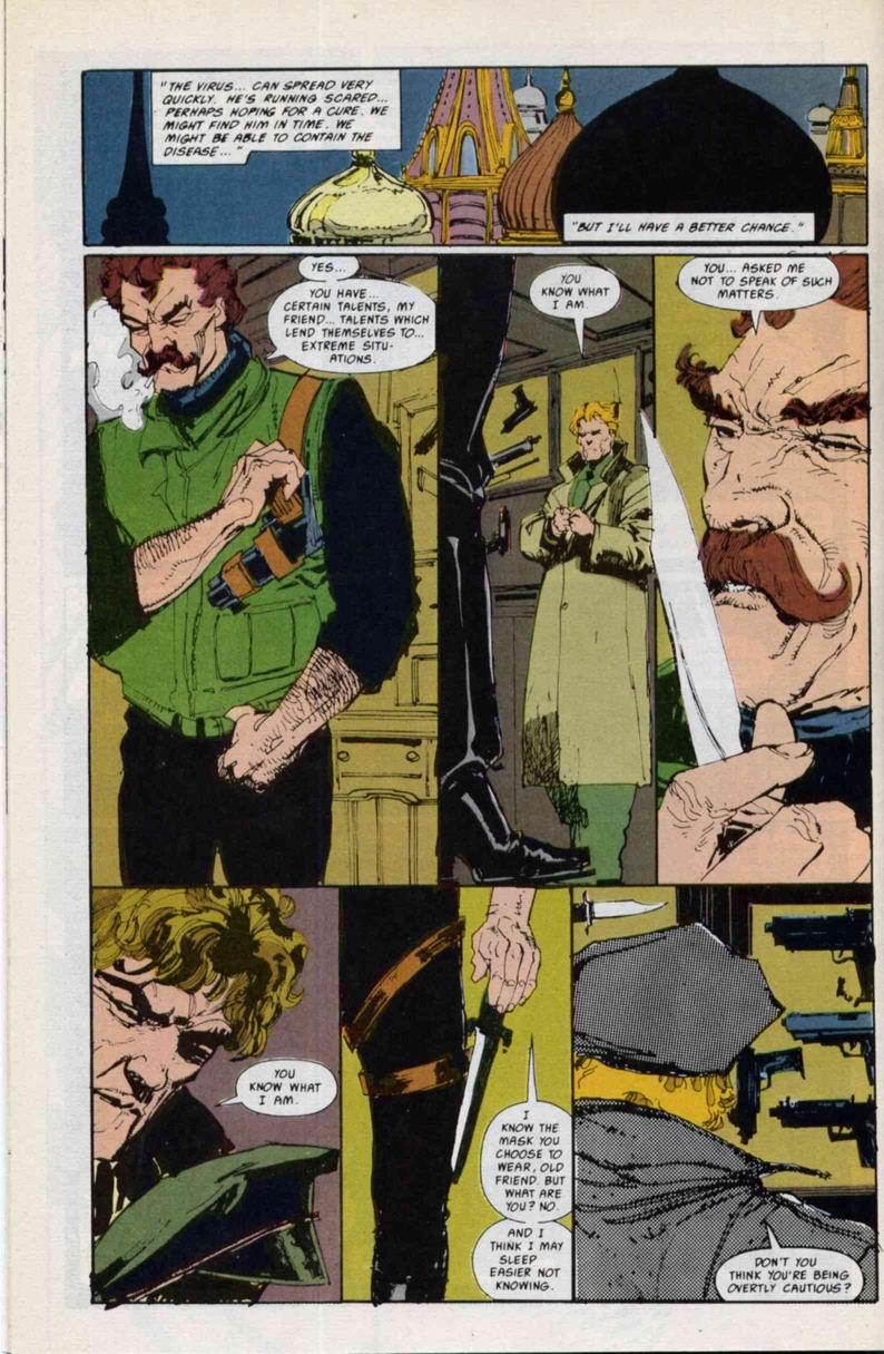 Read online Doctor Zero comic -  Issue #4 - 14