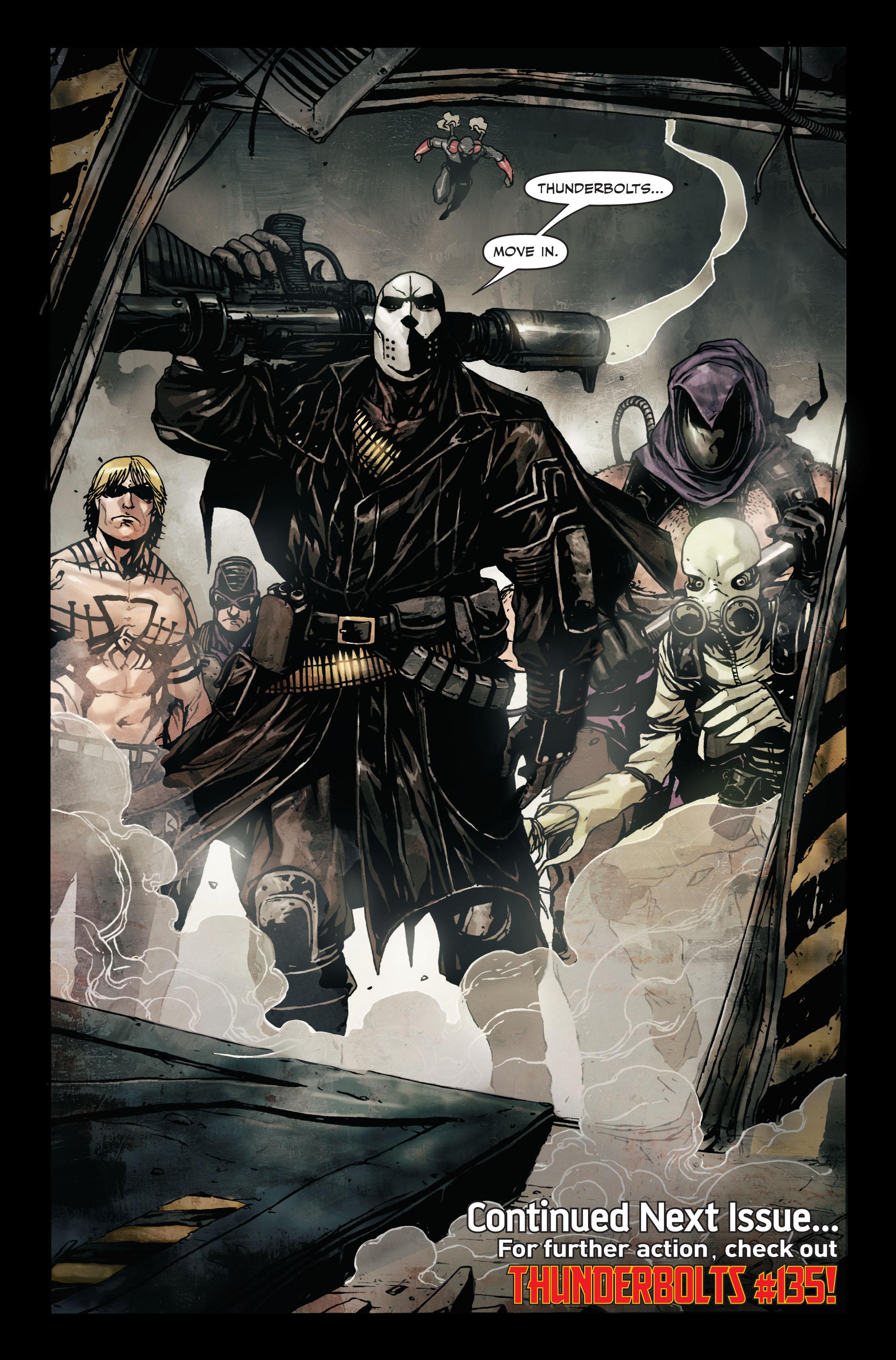 Read online Secret Warriors comic -  Issue #7 - 25