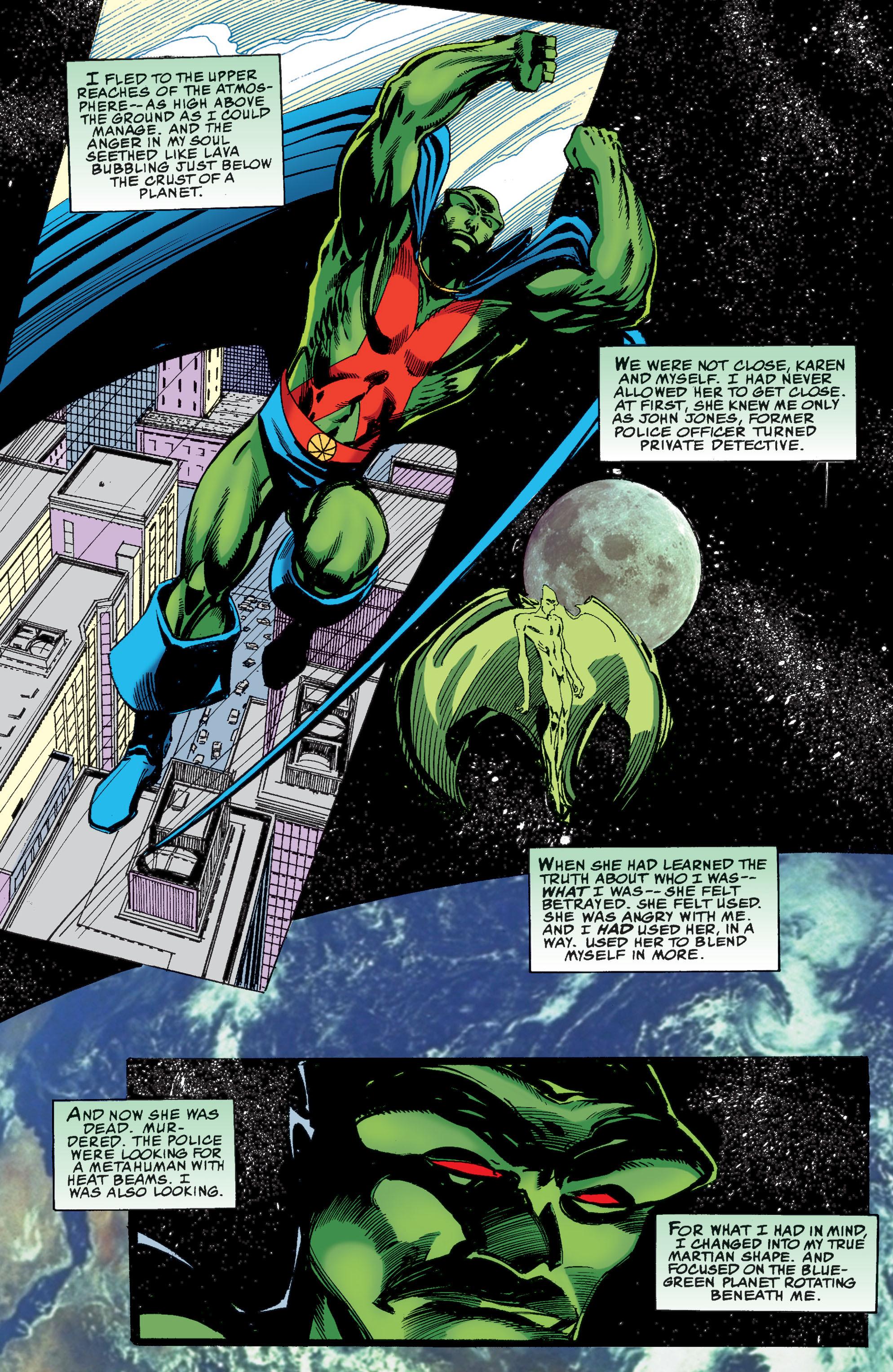 Read online Martian Manhunter: Son of Mars comic -  Issue # TPB - 104