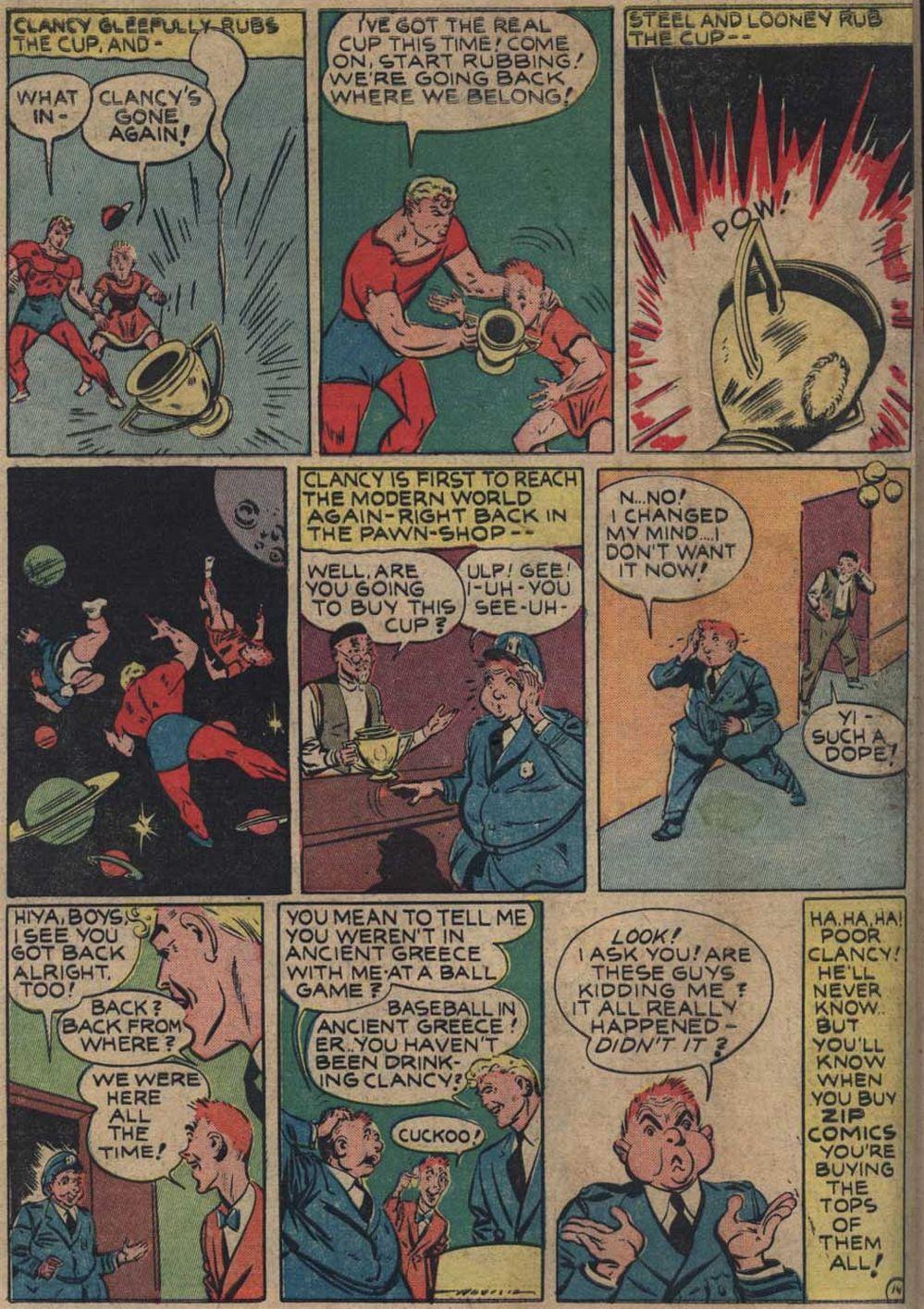 Zip Comics 25 Page 17