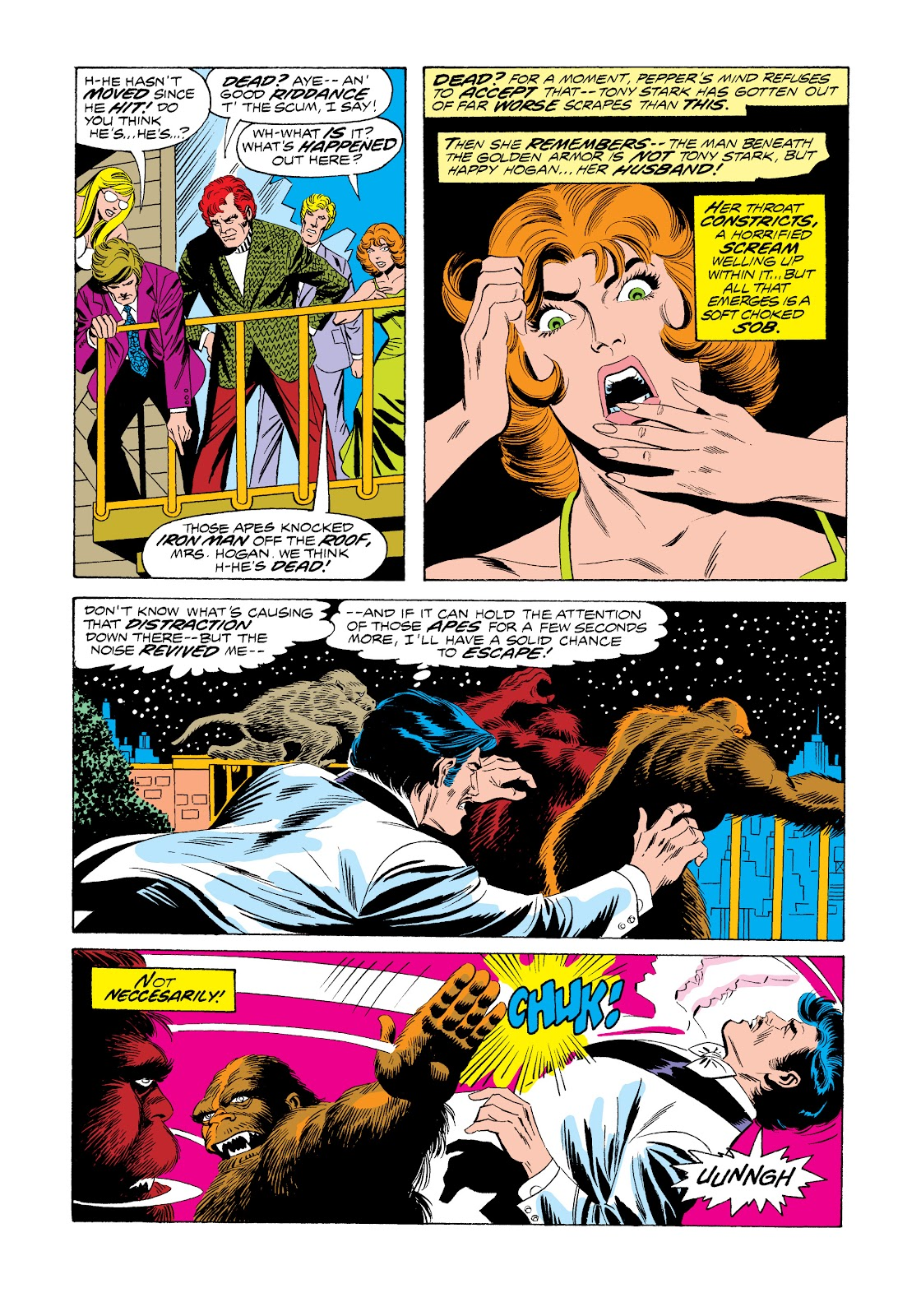 Read online Marvel Masterworks: The Invincible Iron Man comic -  Issue # TPB 11 (Part 1) - 24