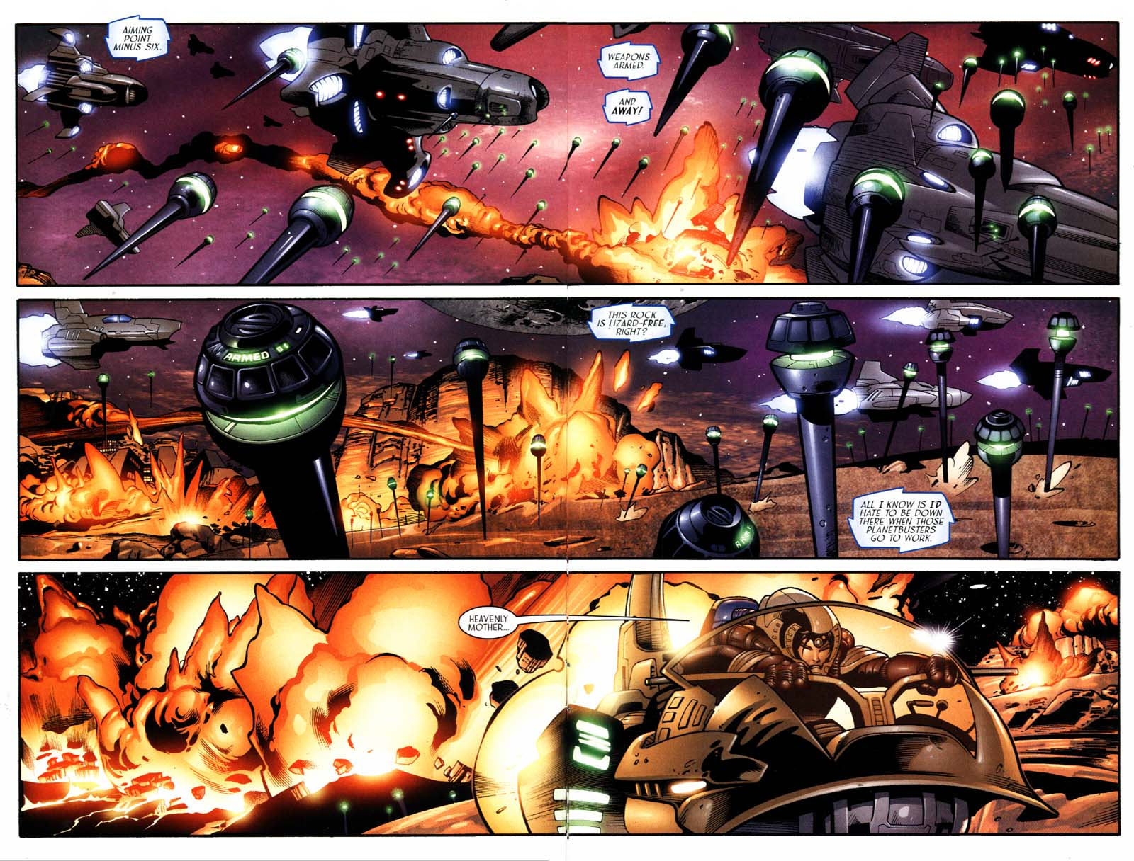 Read online Sigil (2000) comic -  Issue #23 - 22