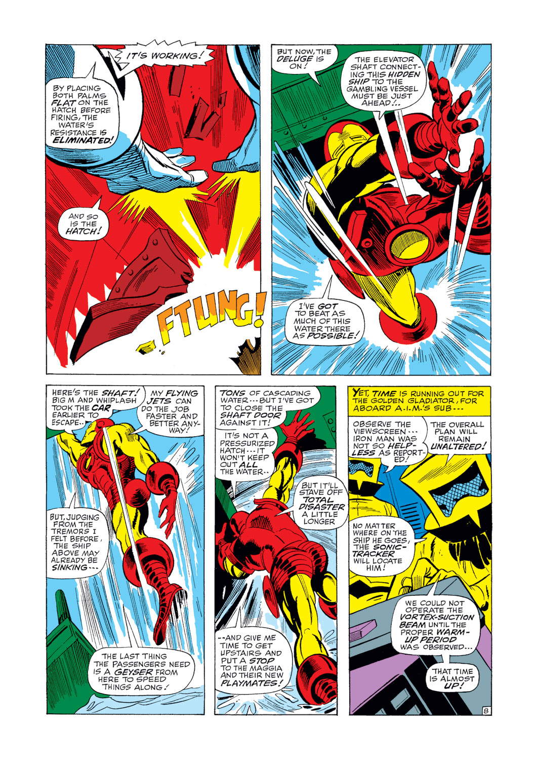 Iron Man and Sub-Mariner issue Full - Page 9