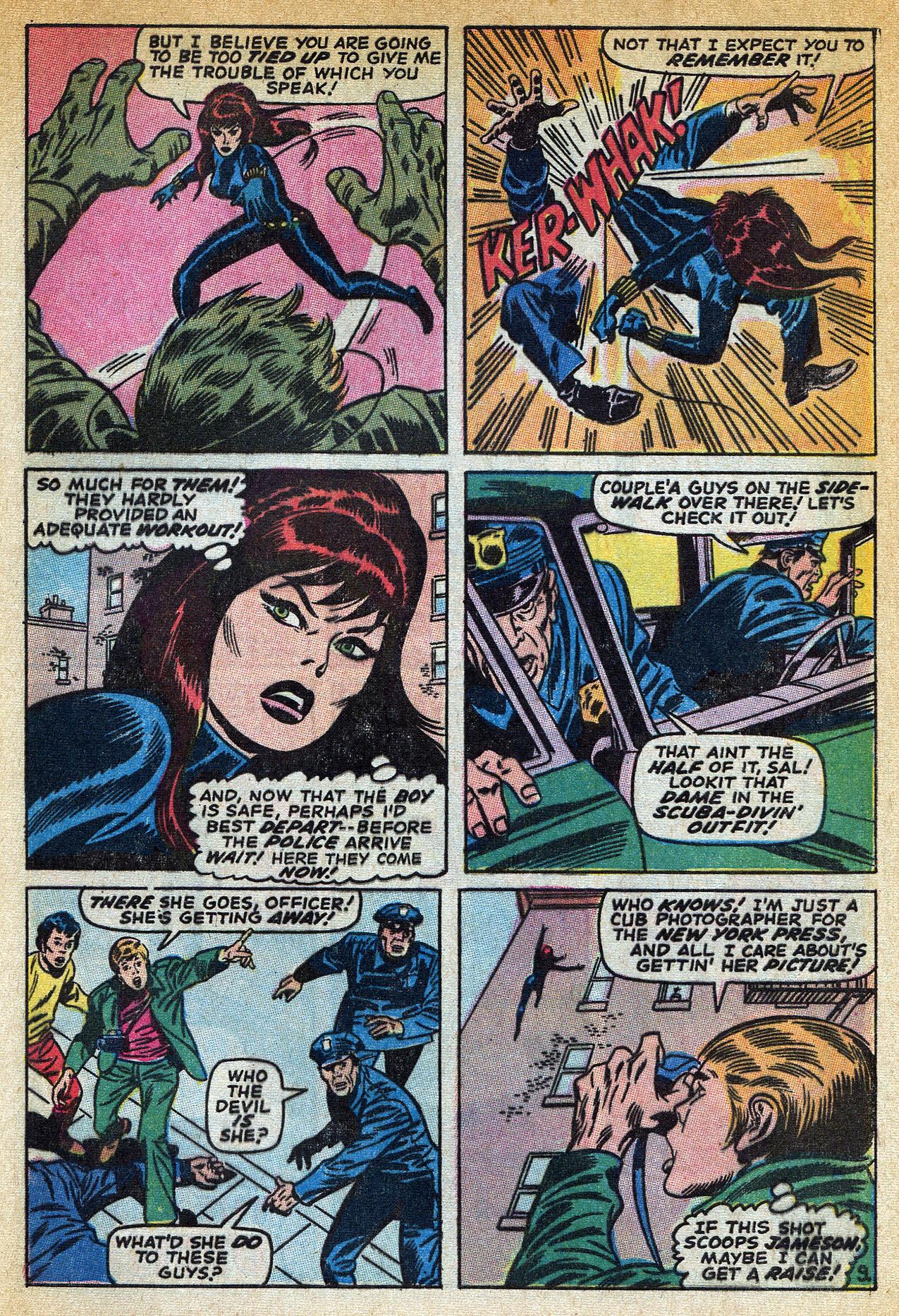Read online Amazing Adventures (1970) comic -  Issue #1 - 29