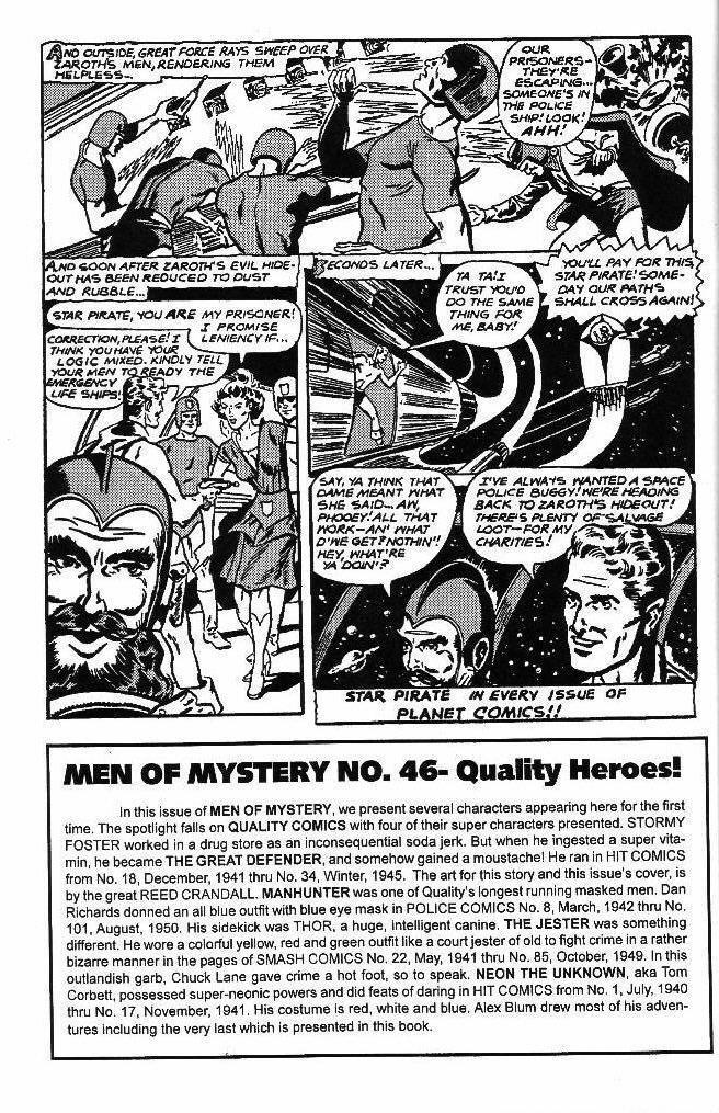 Read online Men of Mystery Comics comic -  Issue #46 - 40