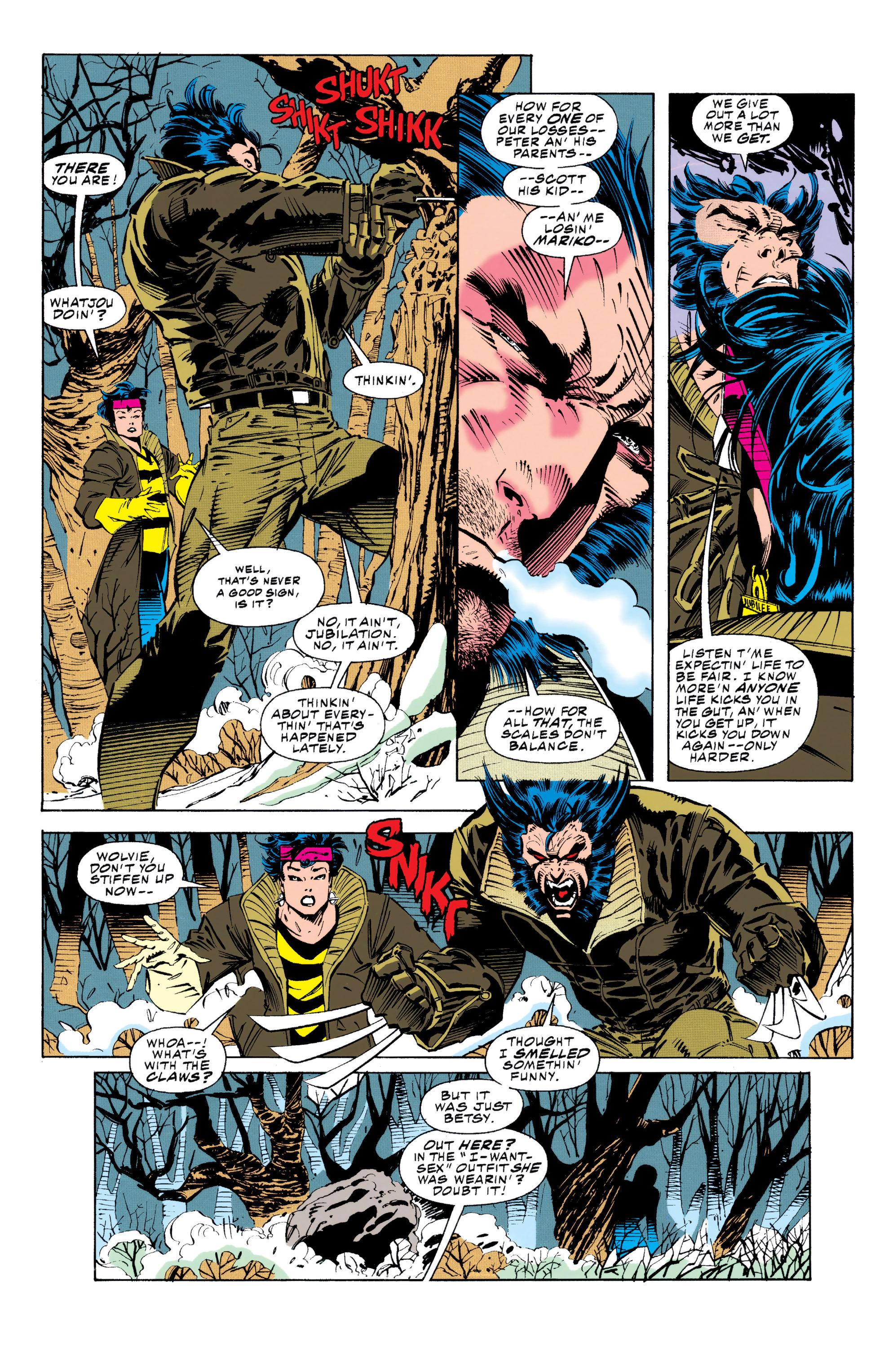 X-Men (1991) 20 Page 10