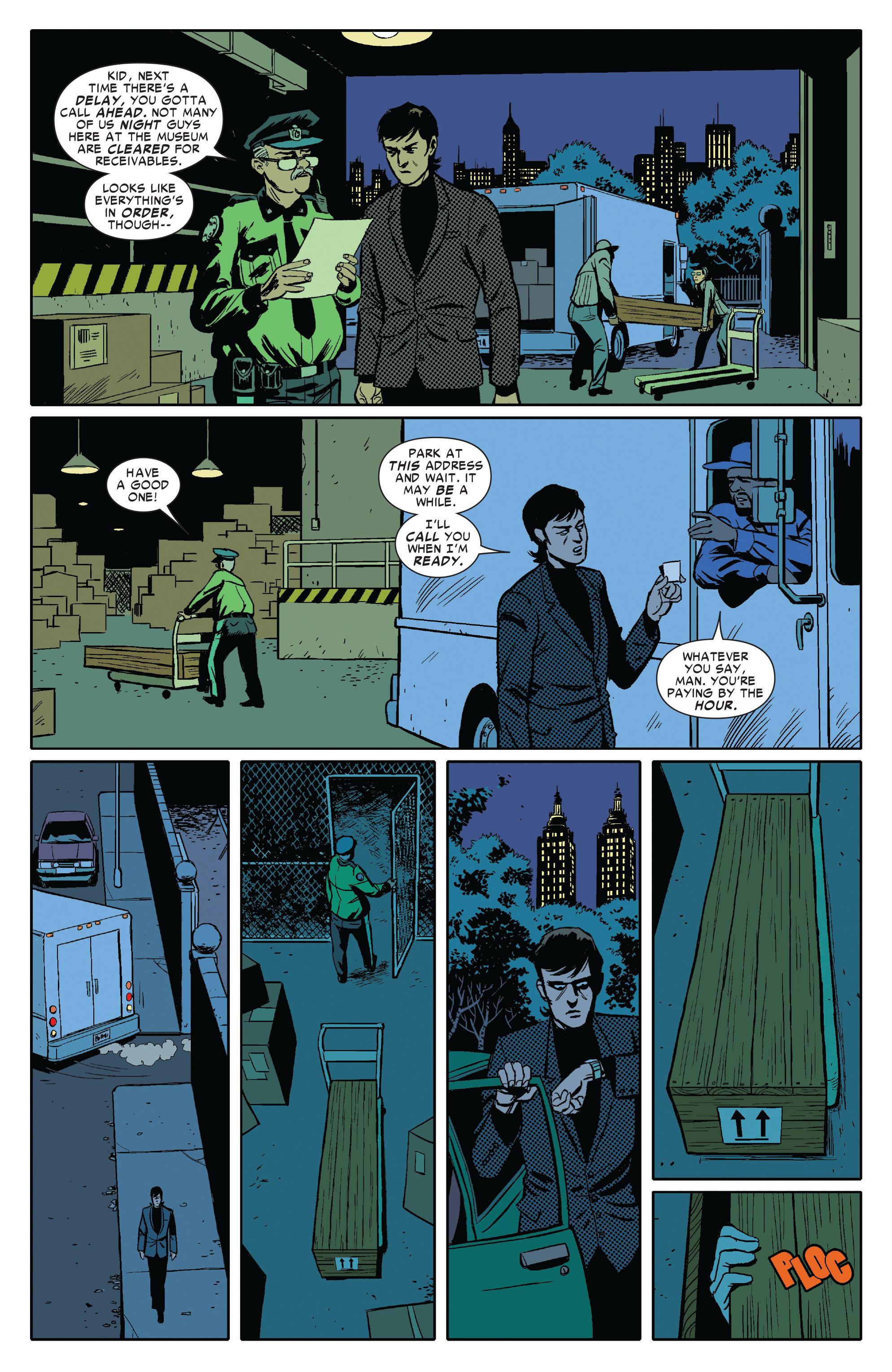 Read online Amazing Spider-Man Presents: Black Cat comic -  Issue #3 - 14