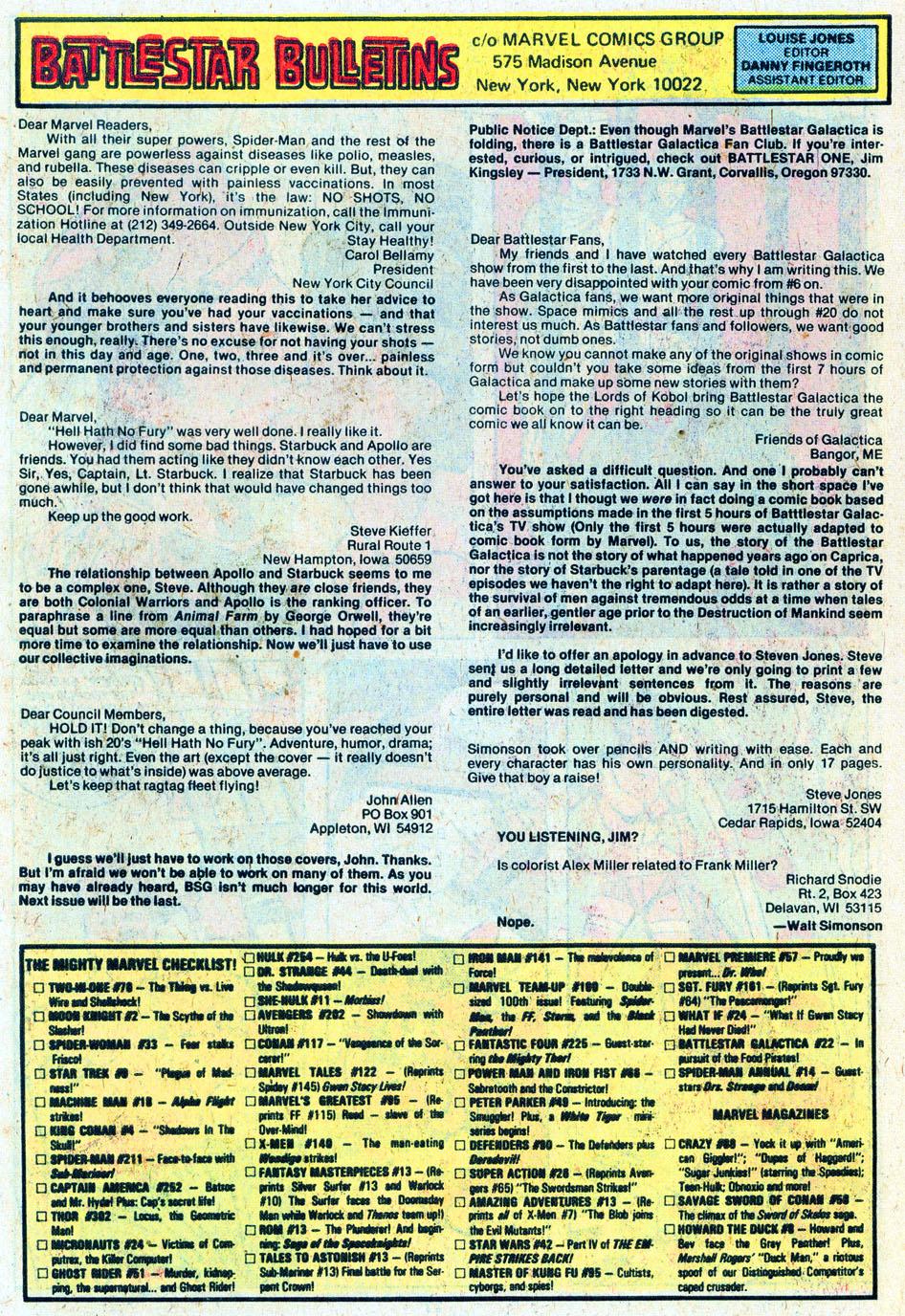 Battlestar Galactica 22 Page 24