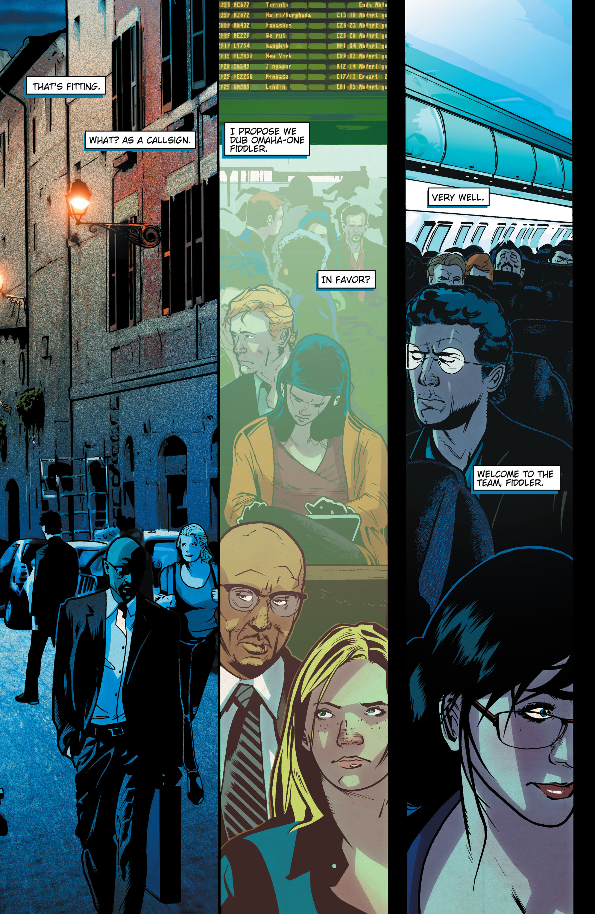 Read online The Activity comic -  Issue #1 - 24