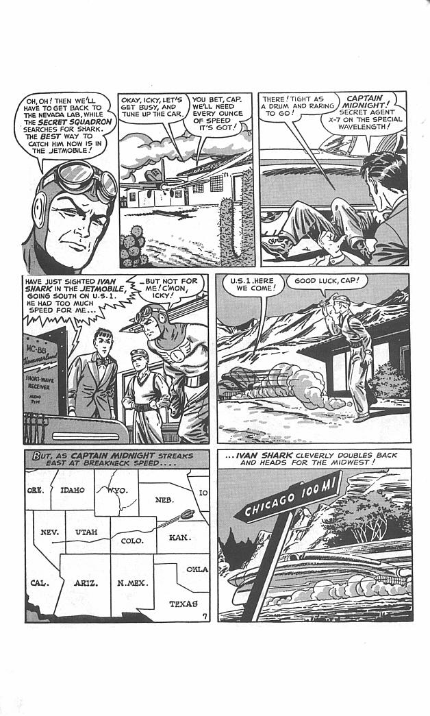 Read online Golden-Age Men of Mystery comic -  Issue #10 - 30