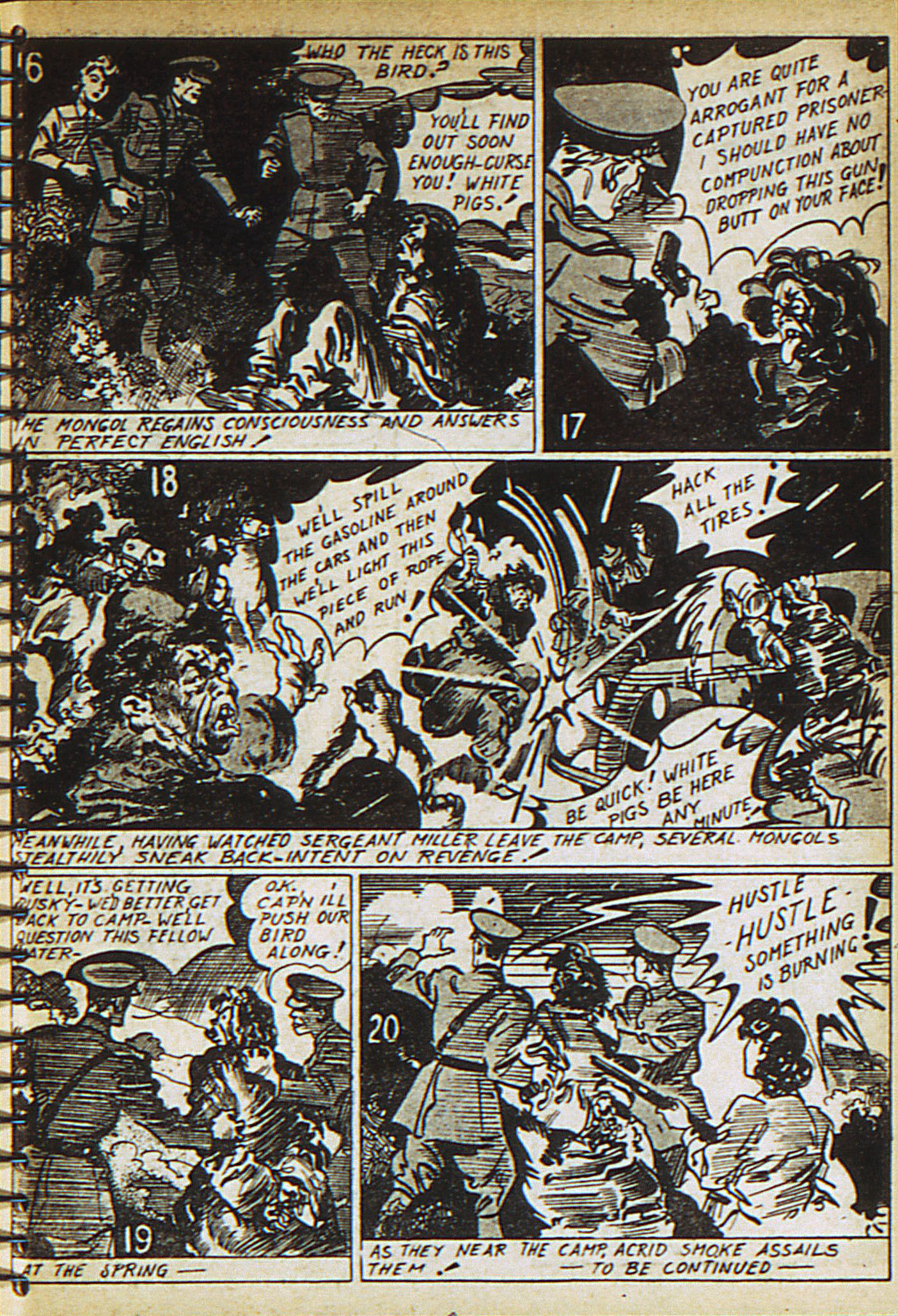 Read online Adventure Comics (1938) comic -  Issue #23 - 21