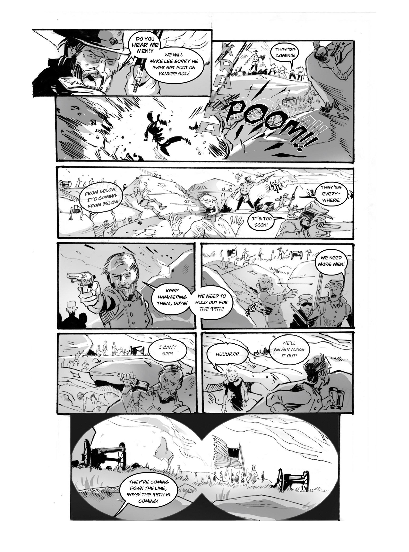 Read online FUBAR comic -  Issue #3 - 130