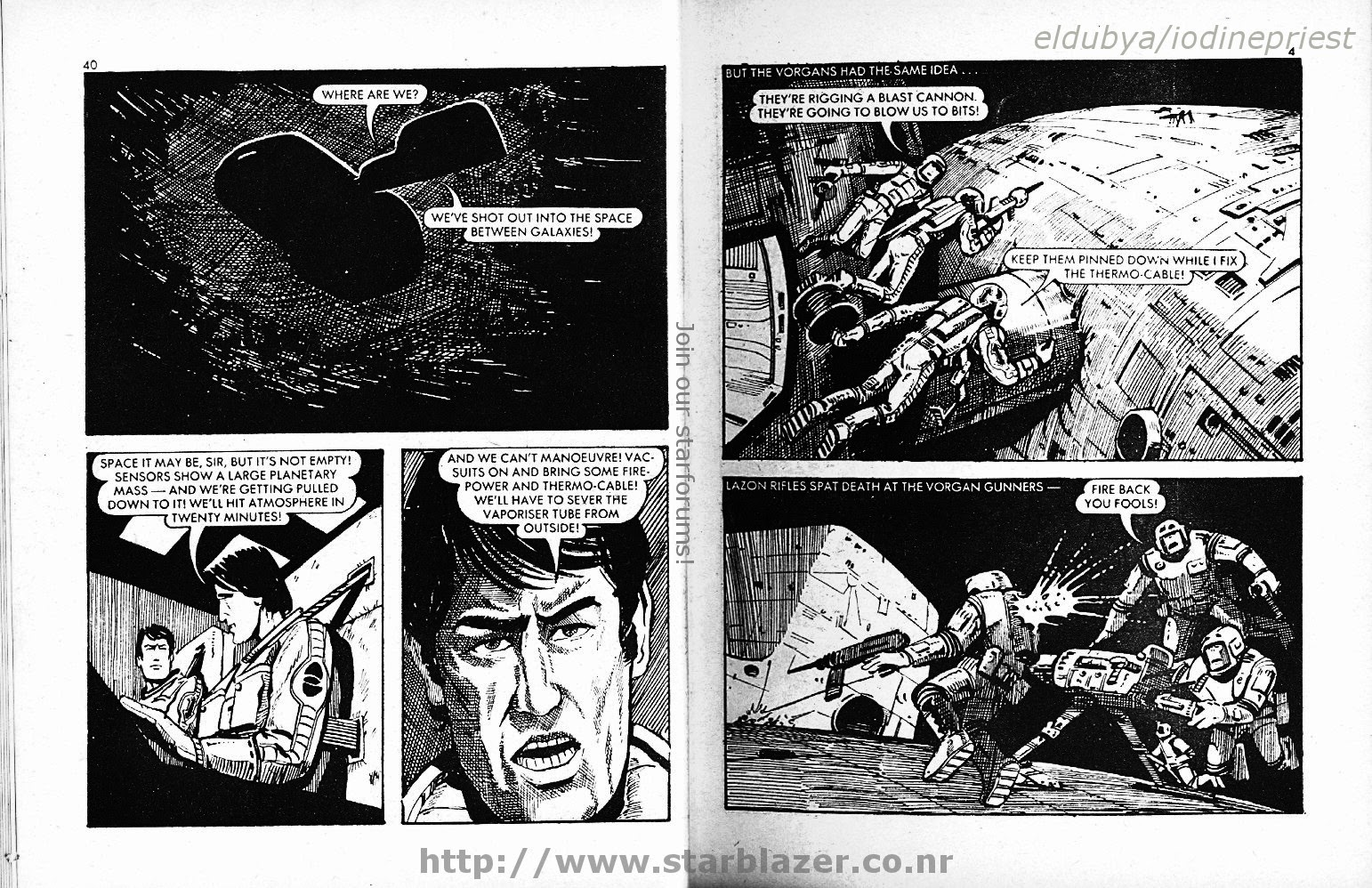 Starblazer issue 98 - Page 22