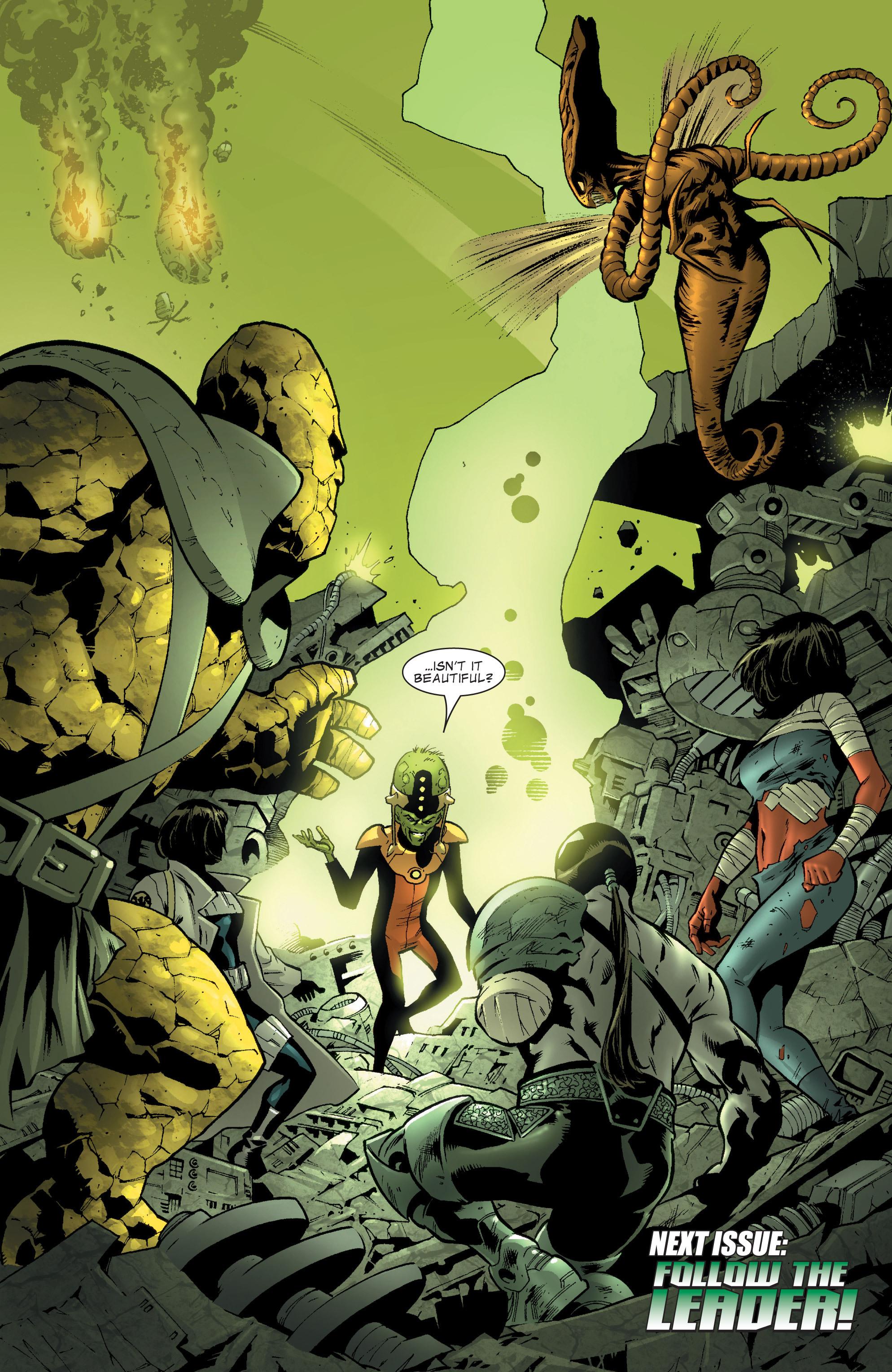 Read online World War Hulk Aftersmash: Warbound, Vol. 1 comic -  Issue #1 - 19