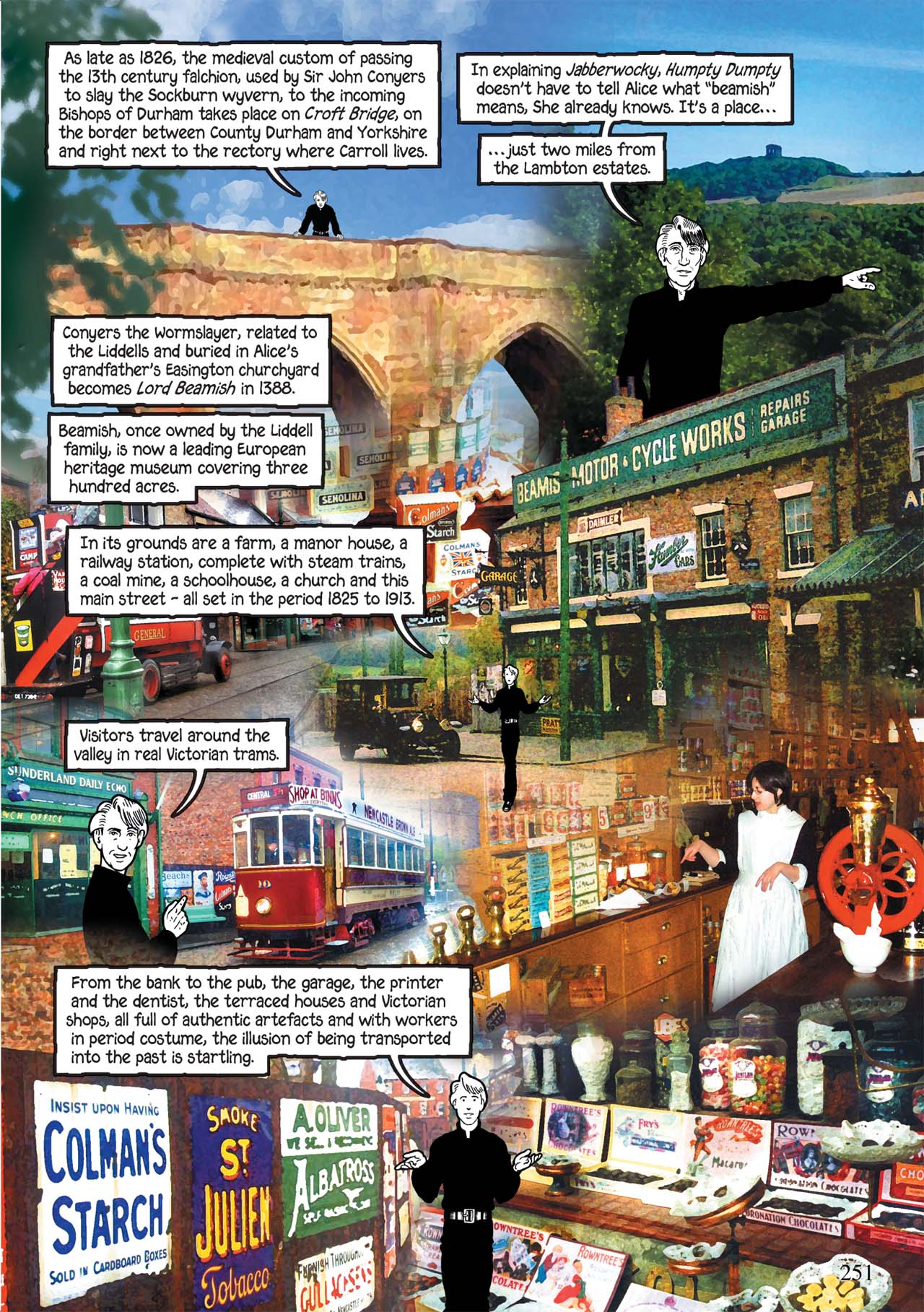 Read online Alice in Sunderland comic -  Issue # Full - 255