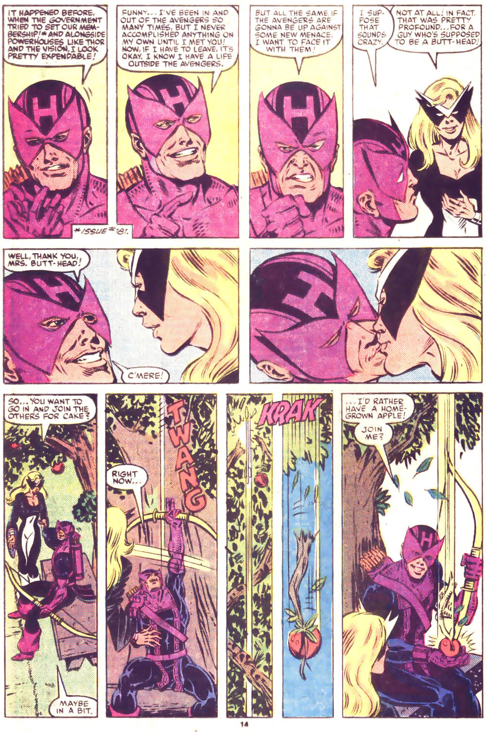 The Avengers (1963) 242 Page 14