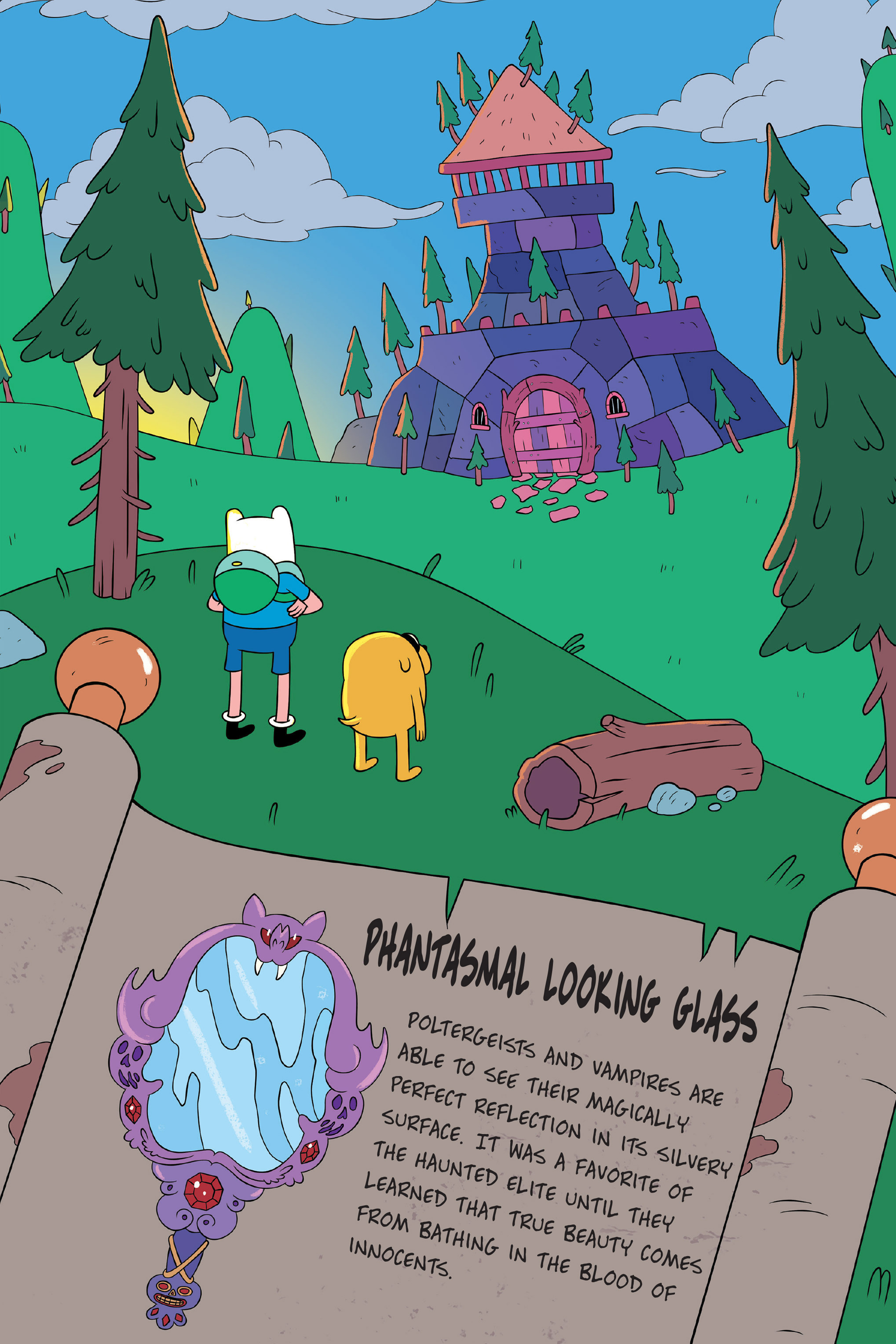 Read online Adventure Time comic -  Issue #Adventure Time _TPB 7 - 34