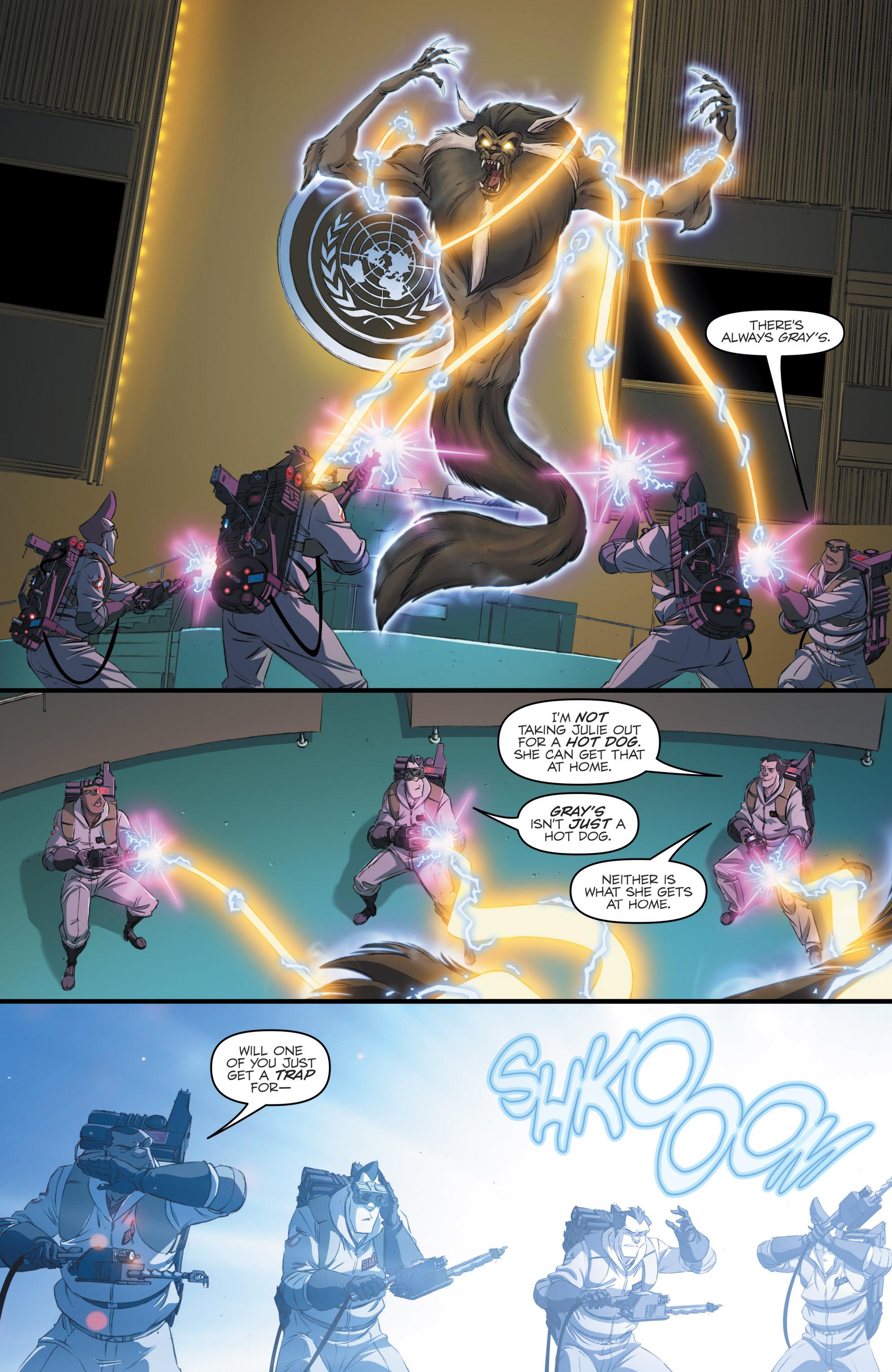 Read online Skylanders Superchargers comic -  Issue #4 - 30