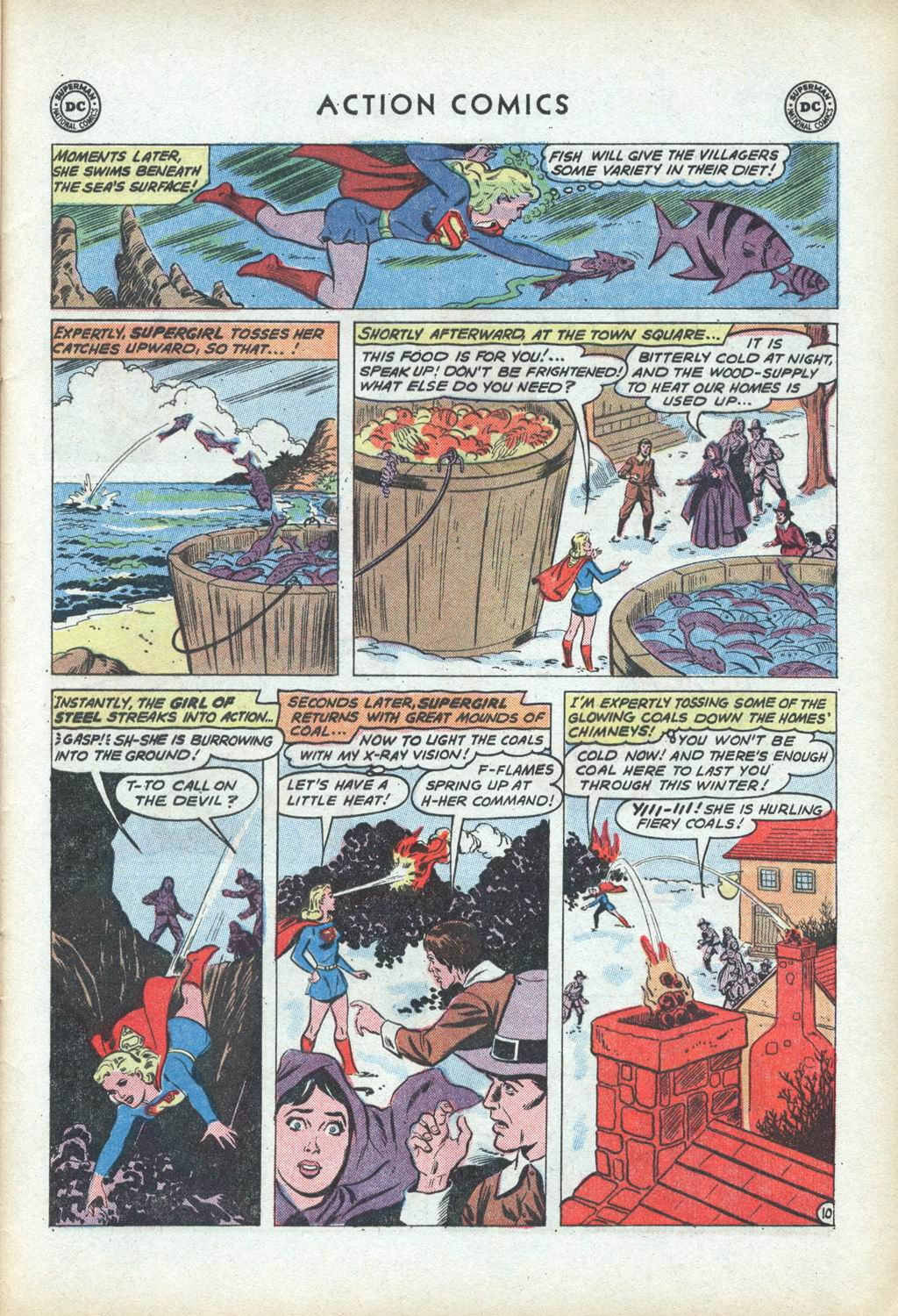 Read online Action Comics (1938) comic -  Issue #281 - 29
