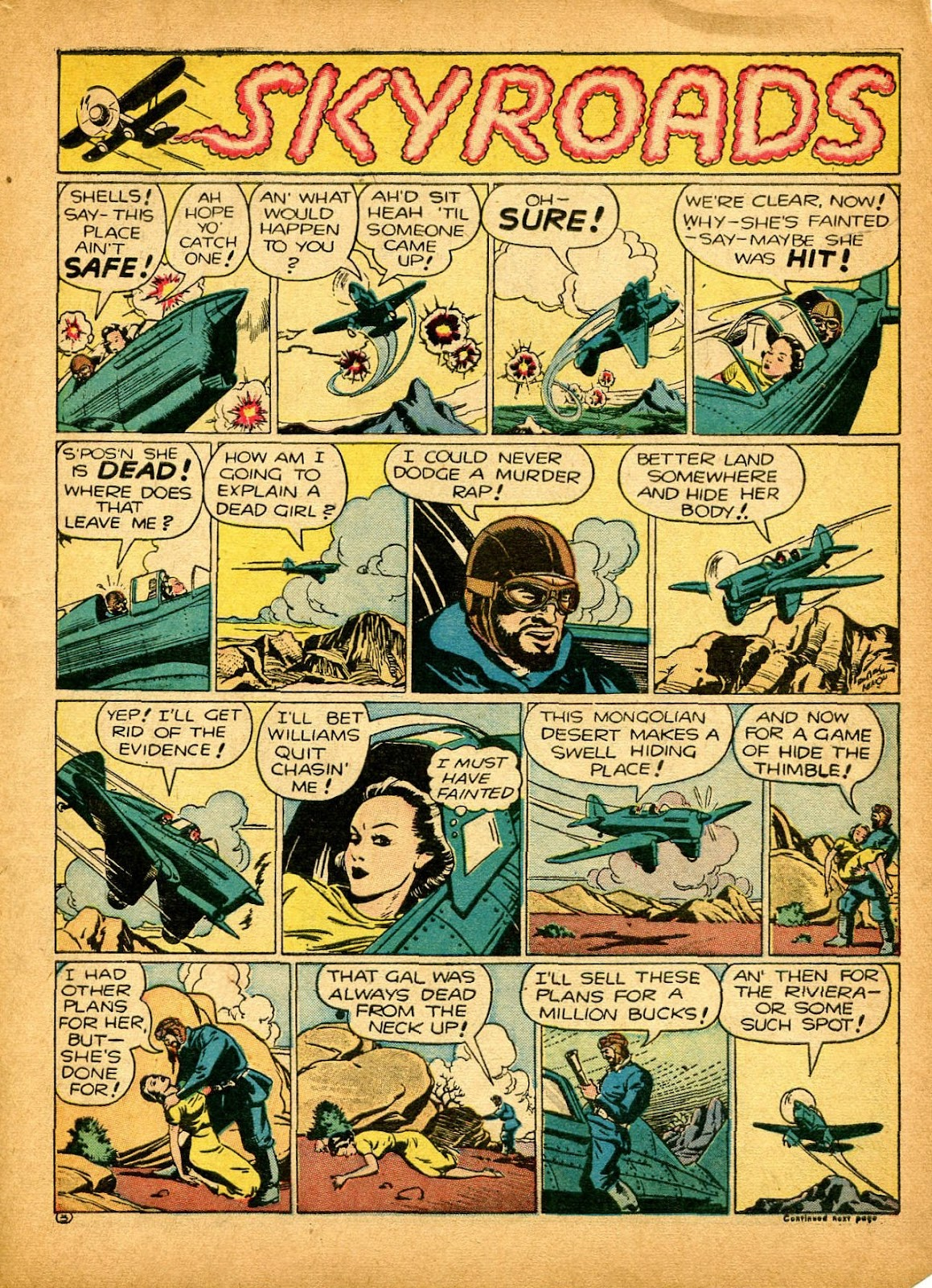 Read online Famous Funnies comic -  Issue #84 - 13