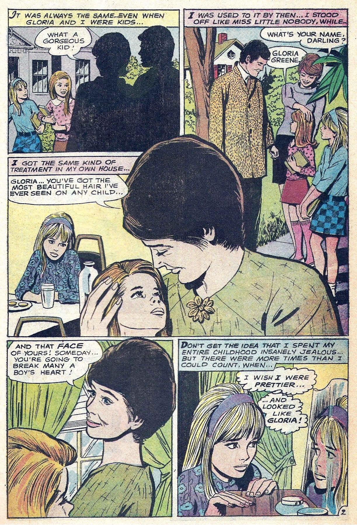 Read online Secret Hearts comic -  Issue #140 - 25