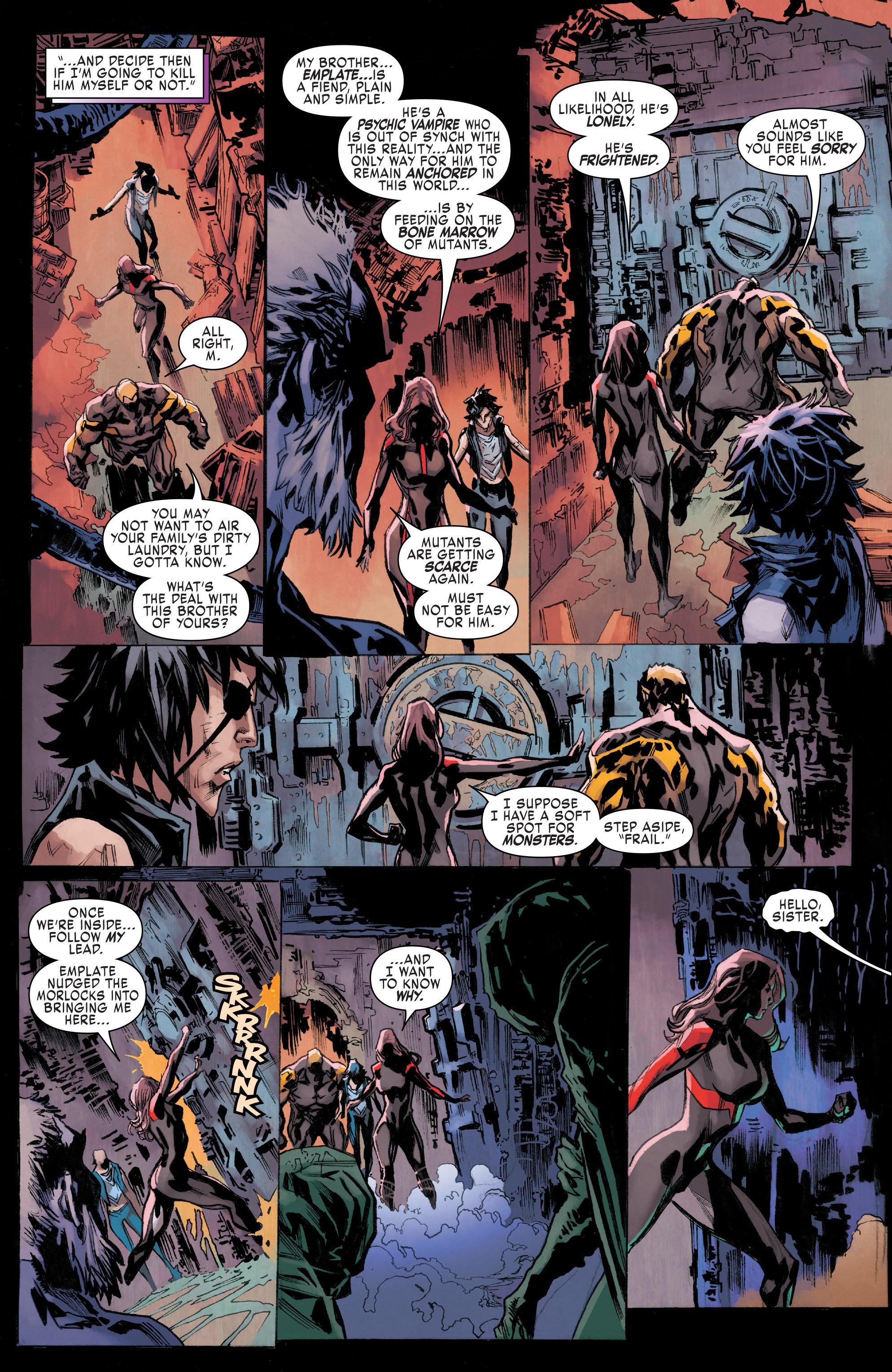 Read online Uncanny X-Men (2016) comic -  Issue #8 - 17