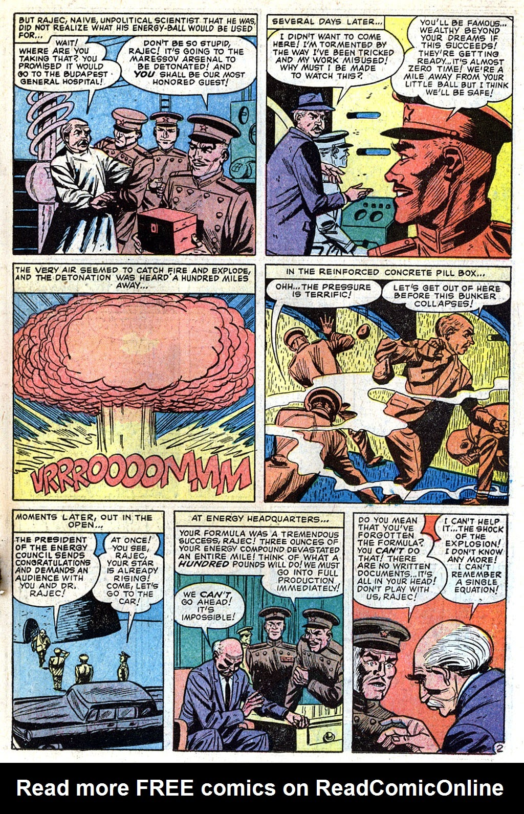 Mystic (1951) issue 61 - Page 19