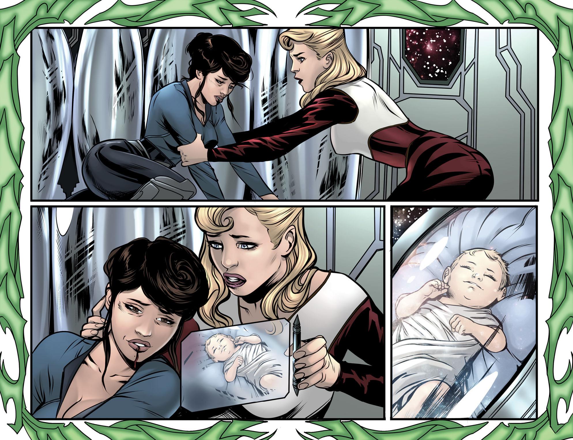 Read online DC Comics: Bombshells comic -  Issue #94 - 10