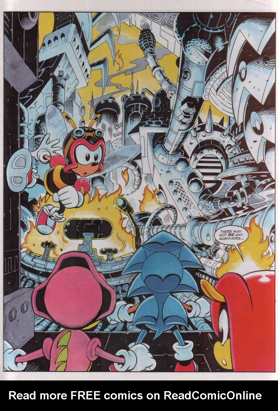 Read online Sonic the Comic comic -  Issue #69 - 5